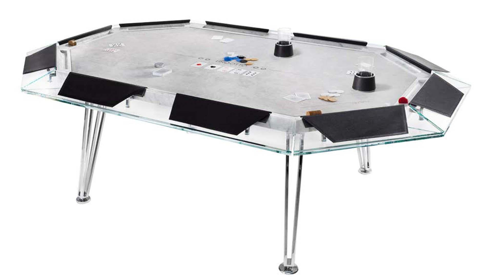 The Poker Table: Unootto Marble Edition by Impatia