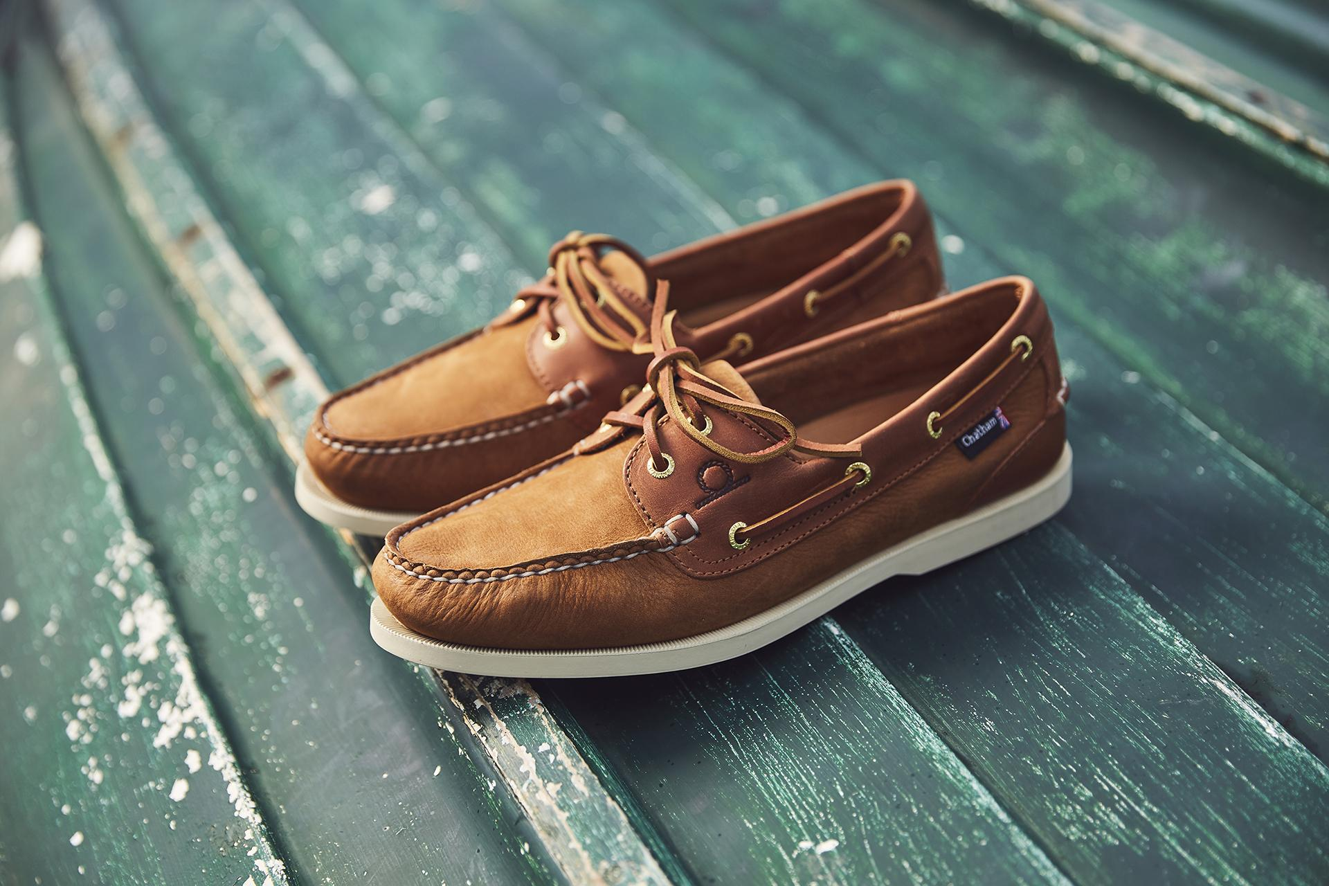 Chatham – Galley II deck shoes
