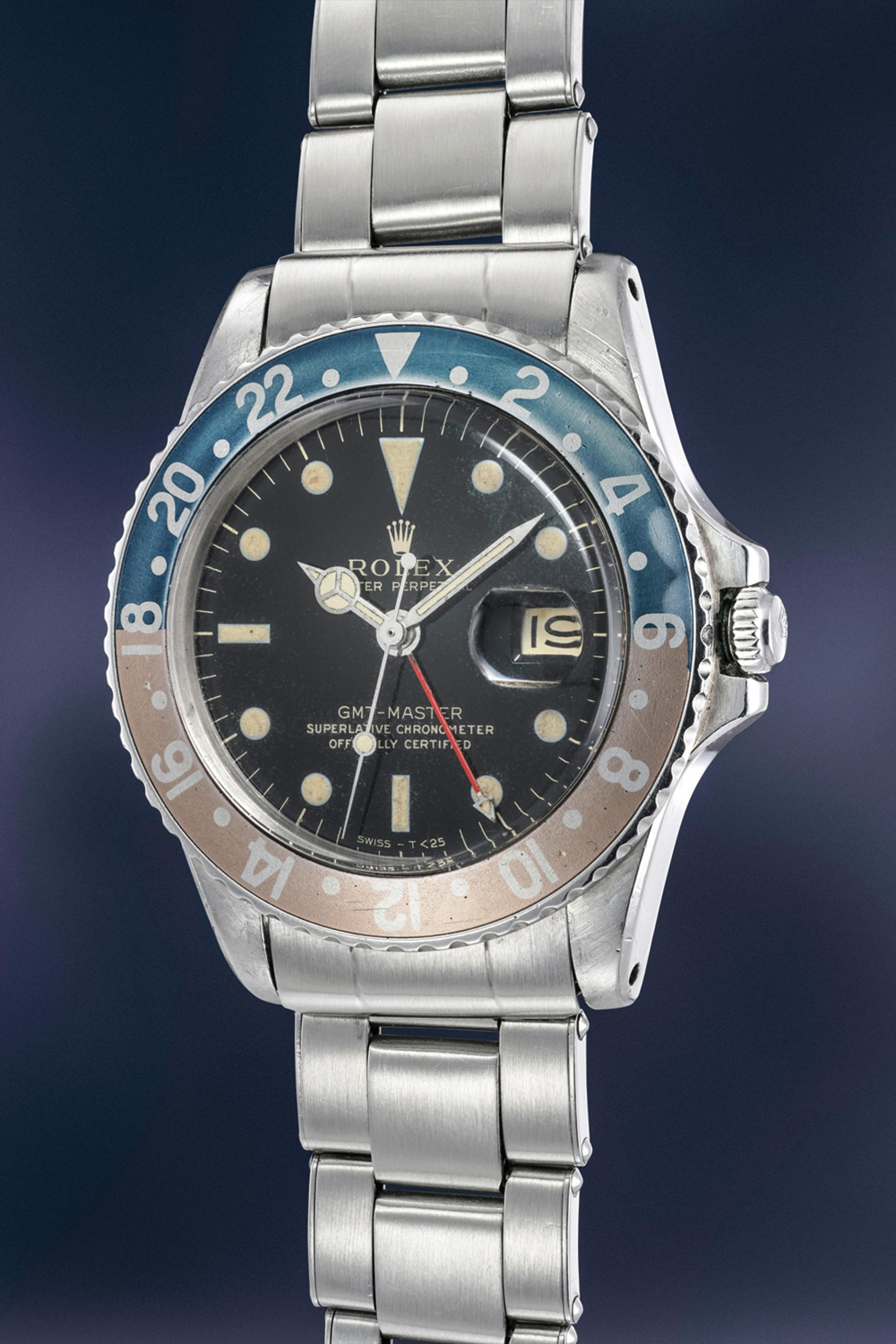 Rolex GMT-Master from 1966