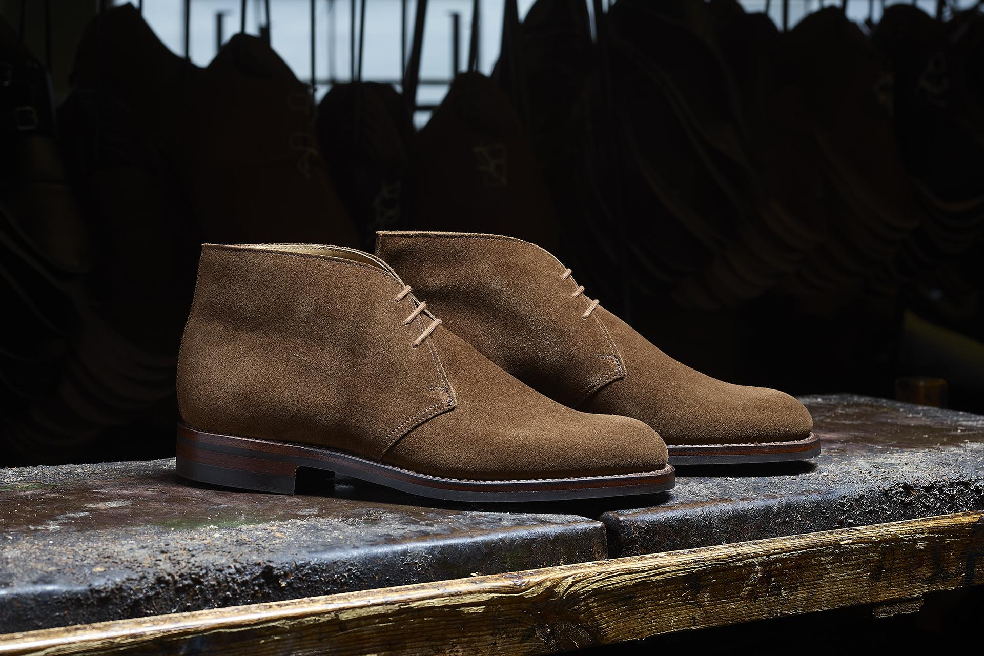 Crockett & Jones – Chukka boot