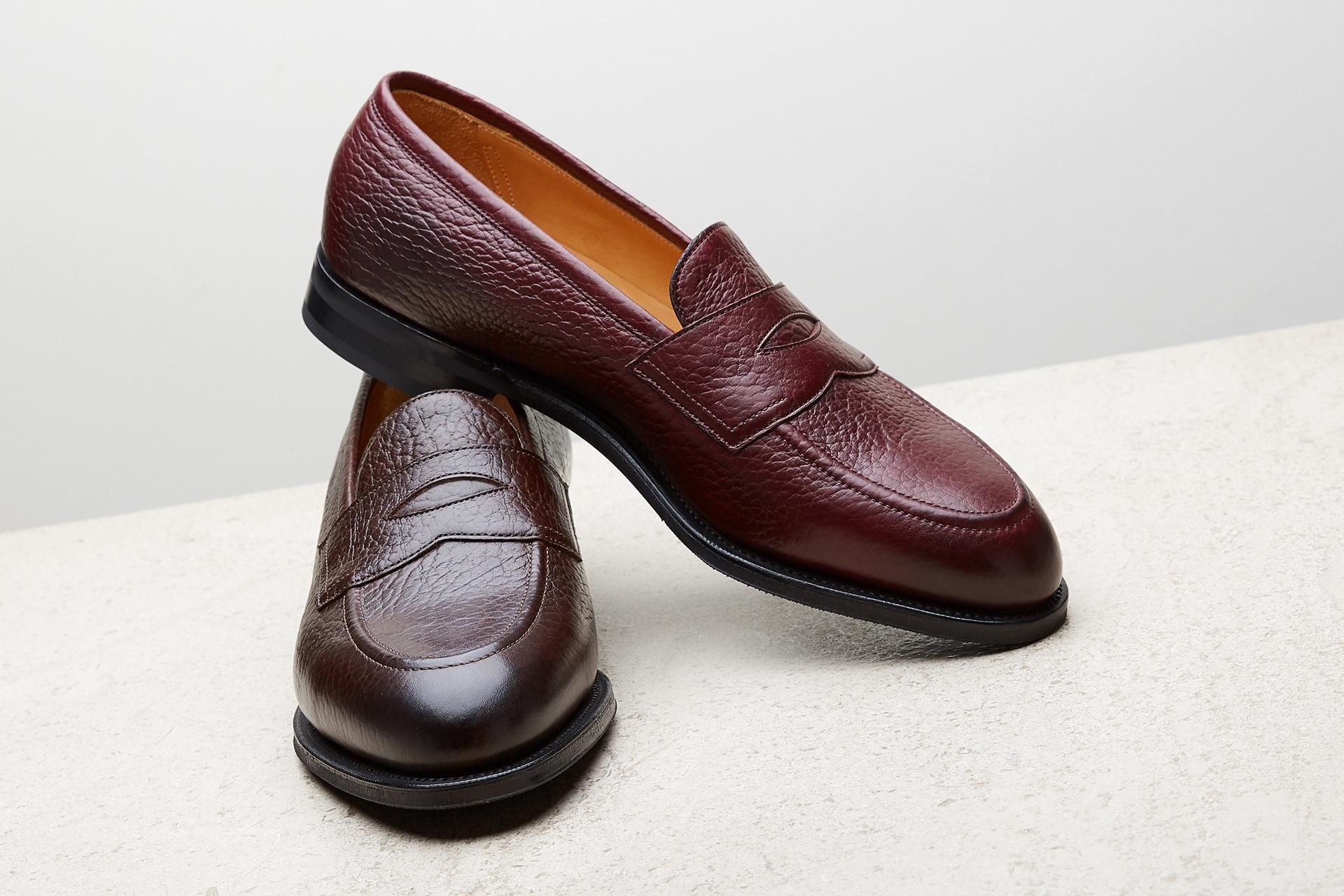 Edward Green Penny loafer