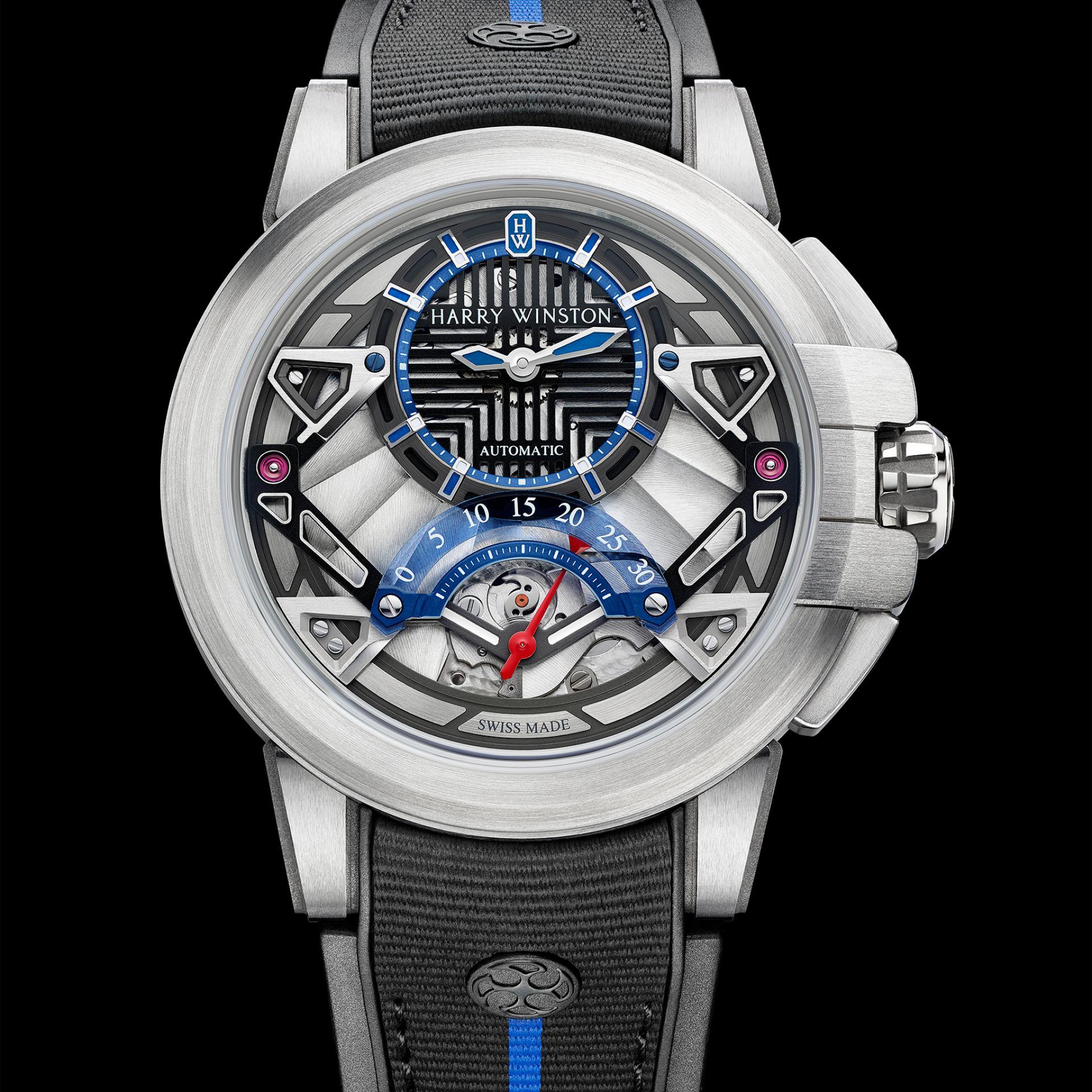Harry Winston Project Z14 watch