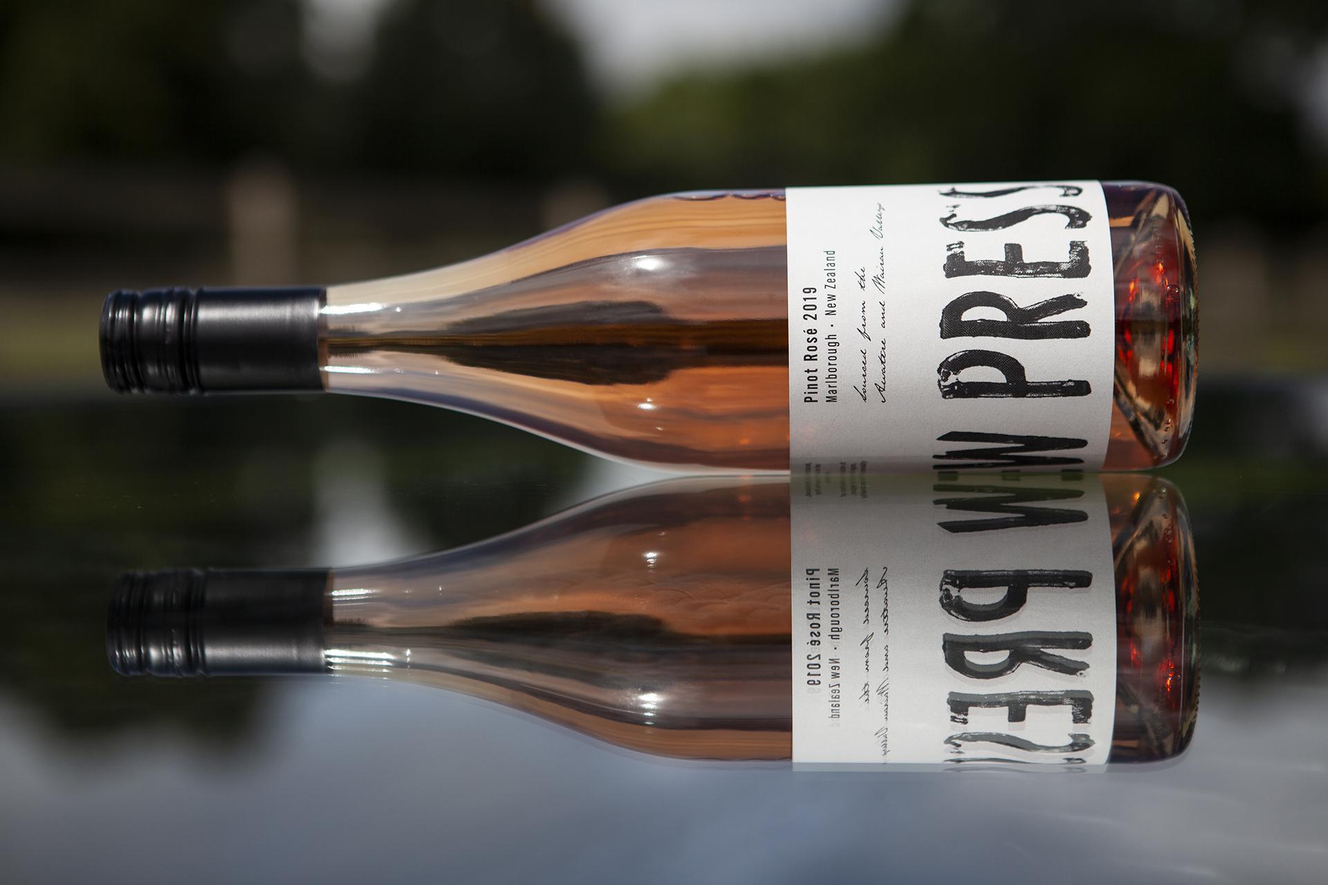 New Press Pinot Rosé 2019