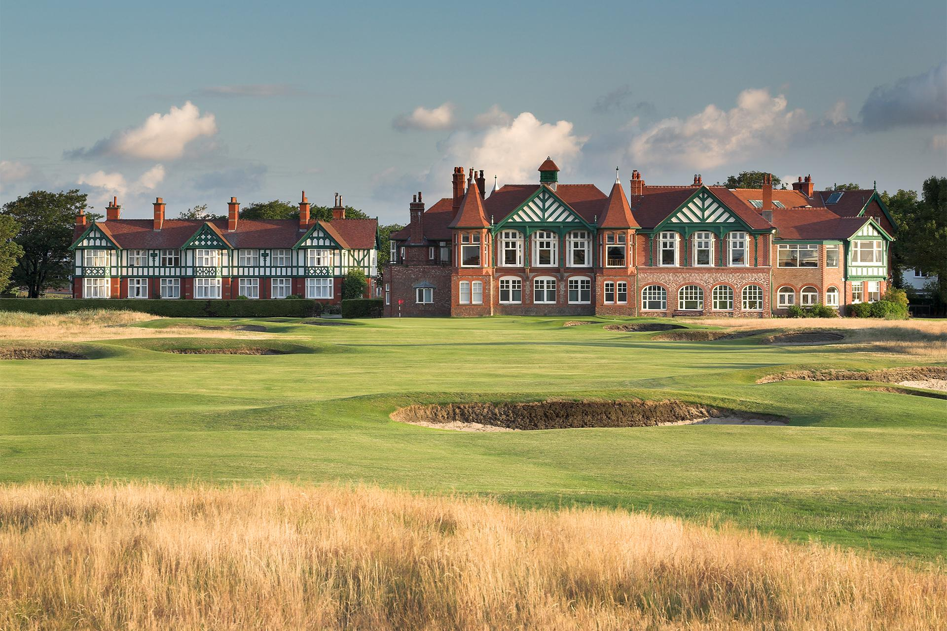 Royal Lytham & St Anne's golf course – one of the best golf breaks in England