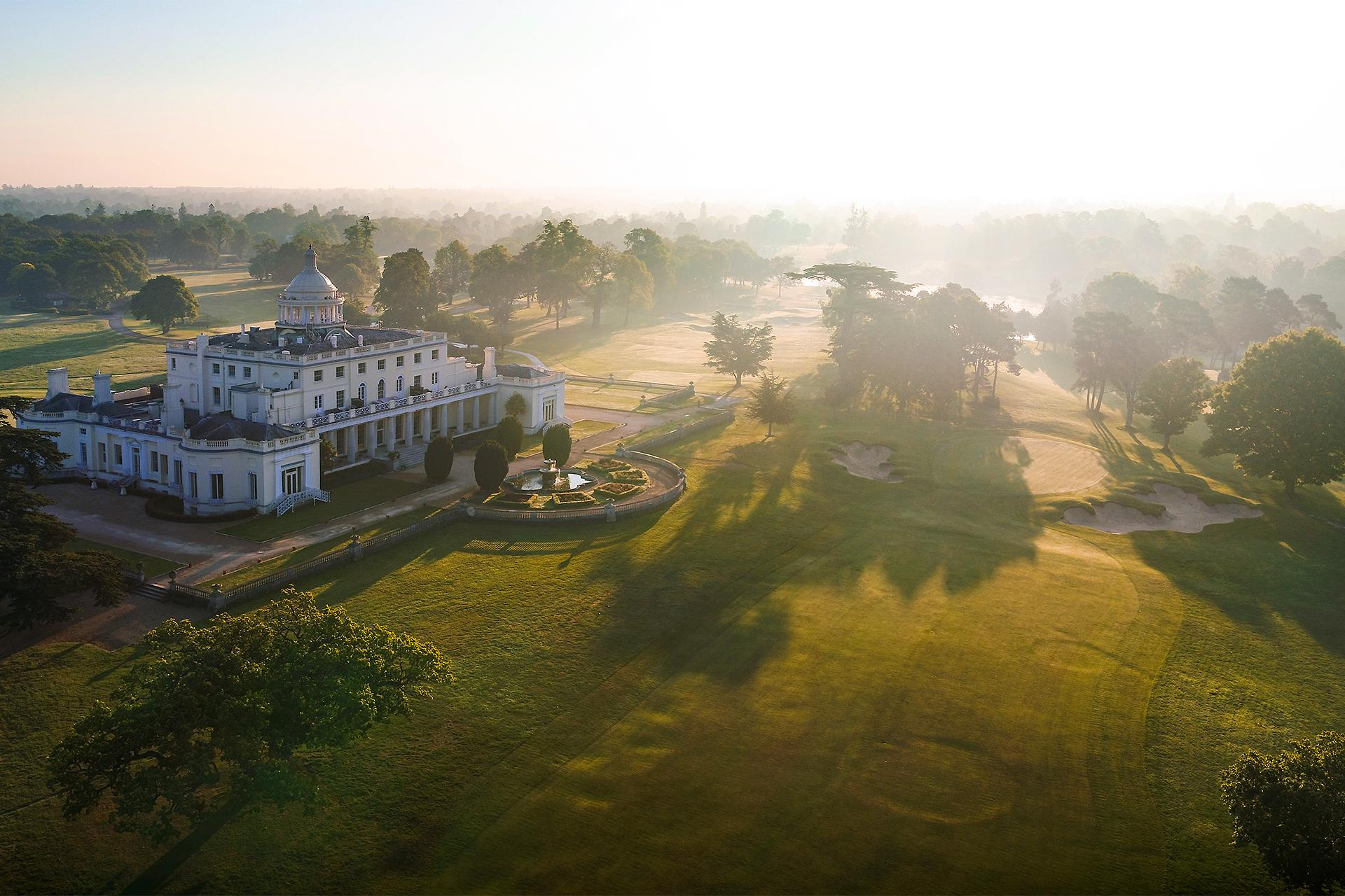 Stoke Park golf course – one of the best golf breaks in England