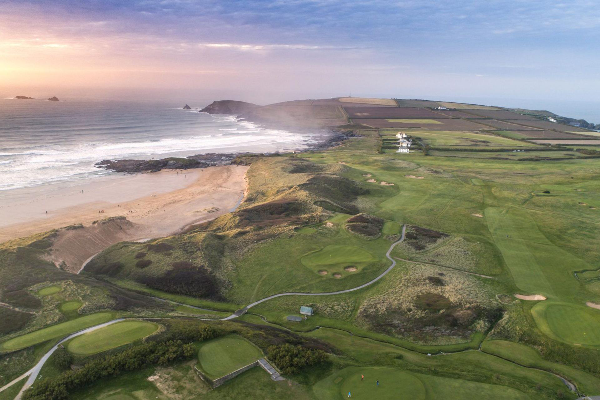 Trevose golf course – one of the best golf breaks in England