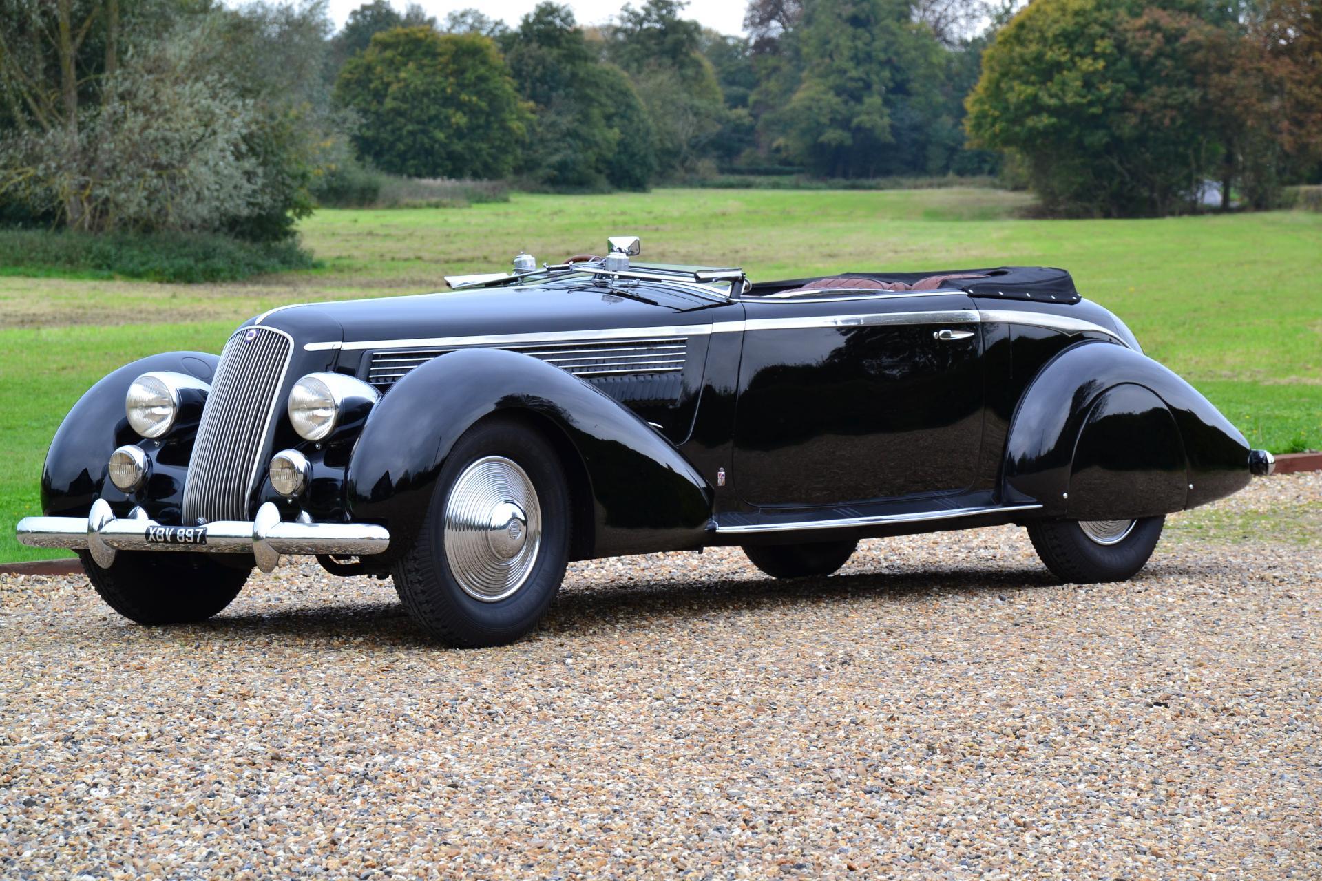 1933 Lancia Astura Bocca