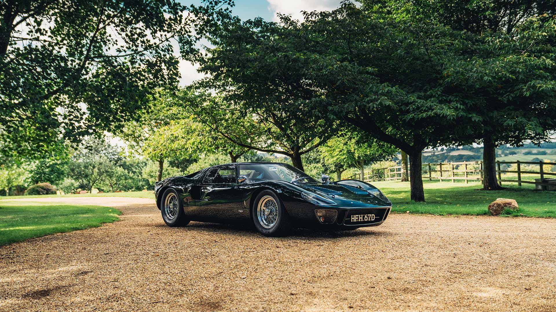 1966 Ford GT 40 Mk 1 Prototype / 1034