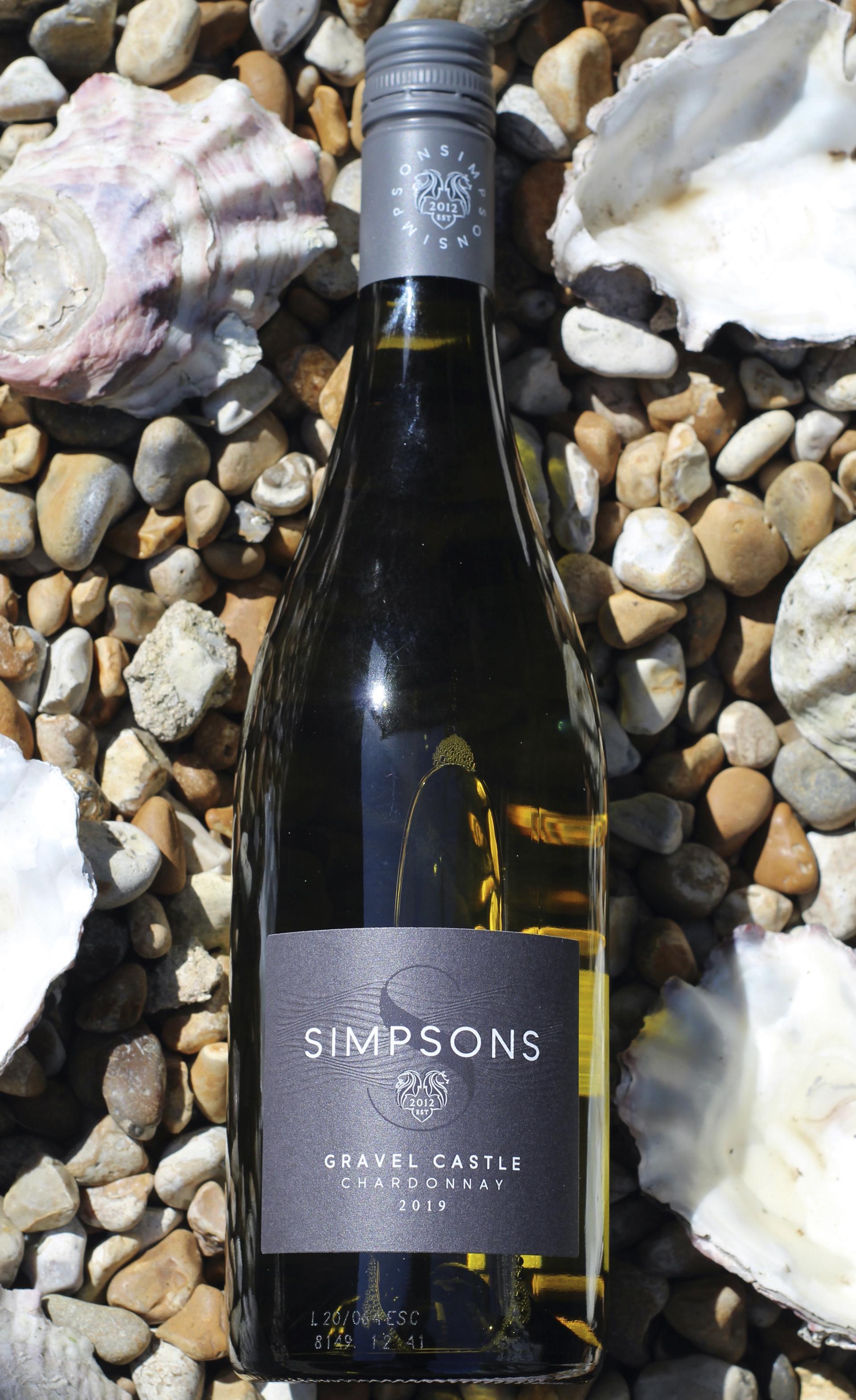 Simpsons wine