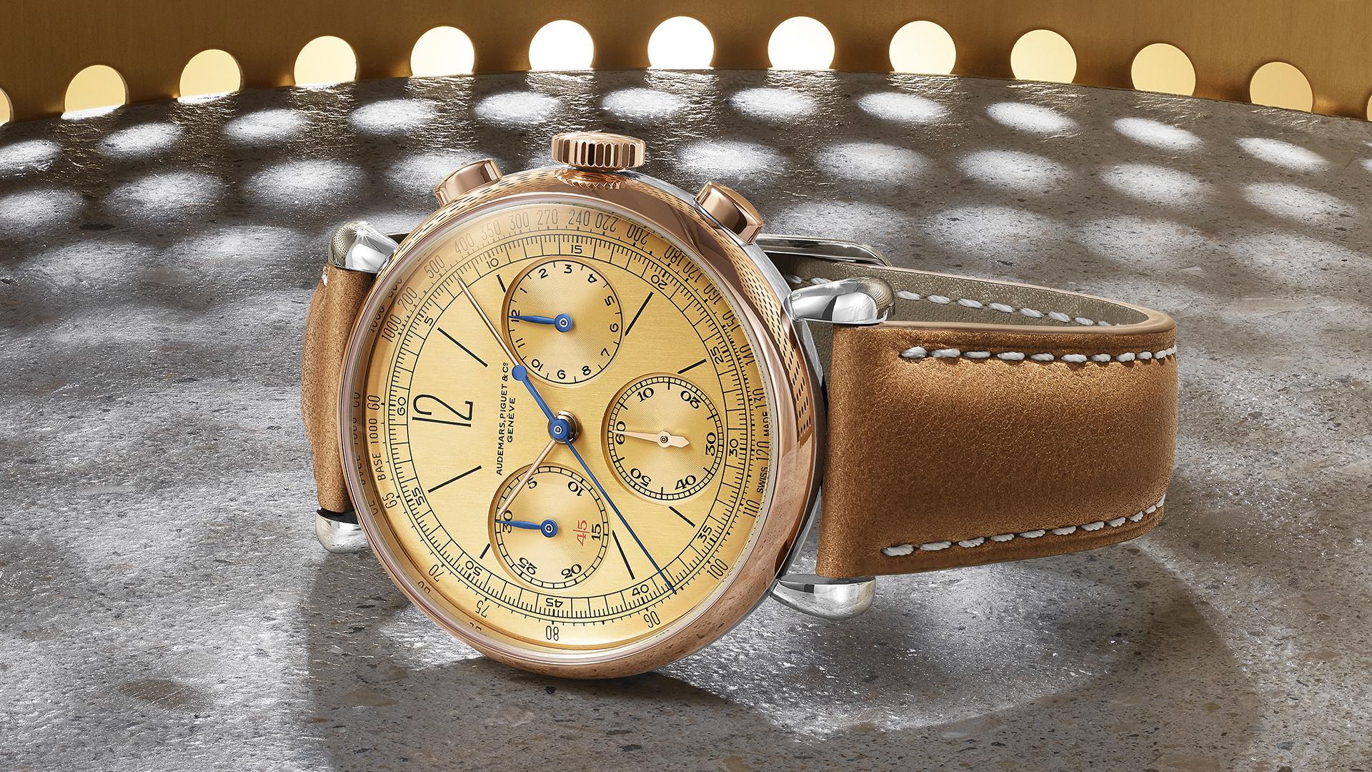 Audemars Piguet [Re]mastered1 Self-Winding Chronograph watch