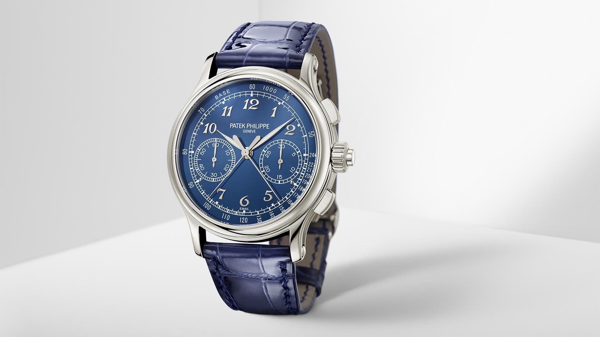 Patek Philippe Ref. 5370P-011 Split-Seconds Chronograph watch
