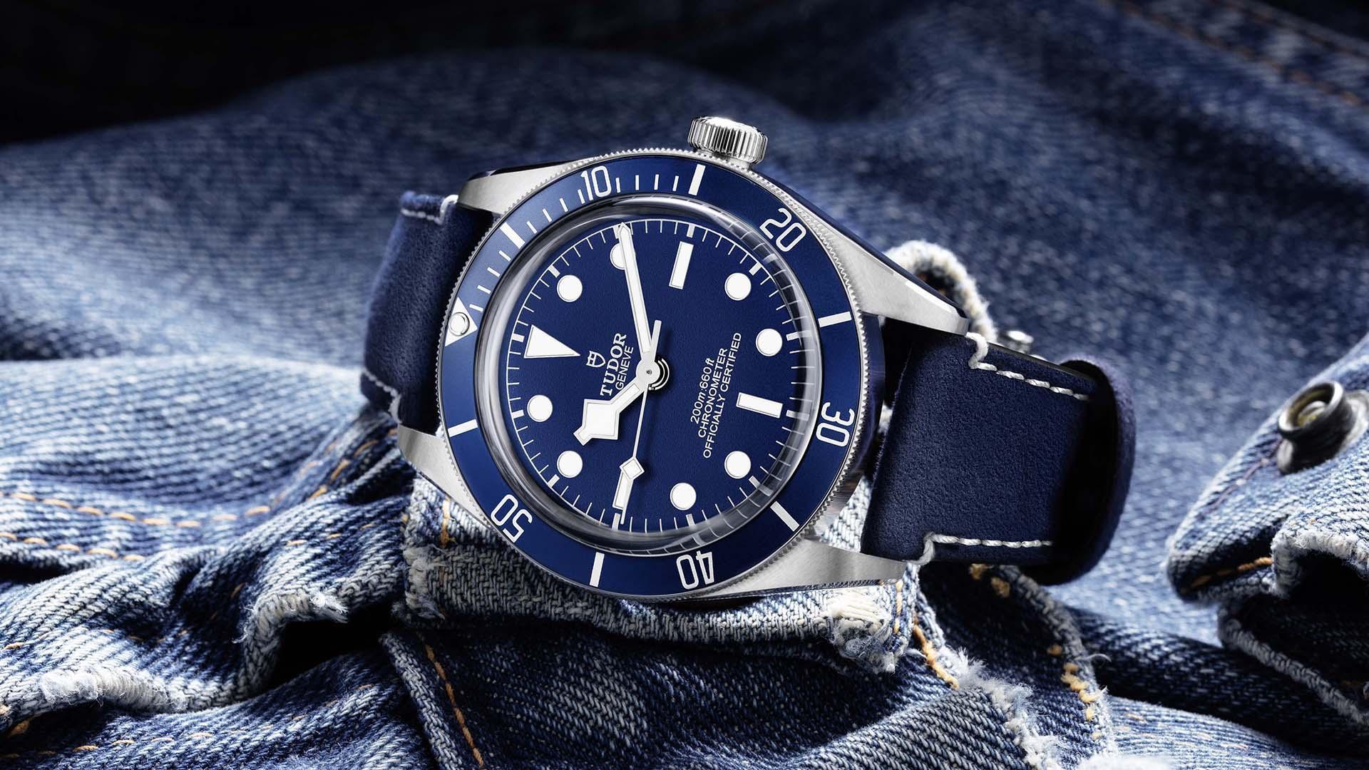 Tudor Black Bay Fifty Eight 'Navy Blue'