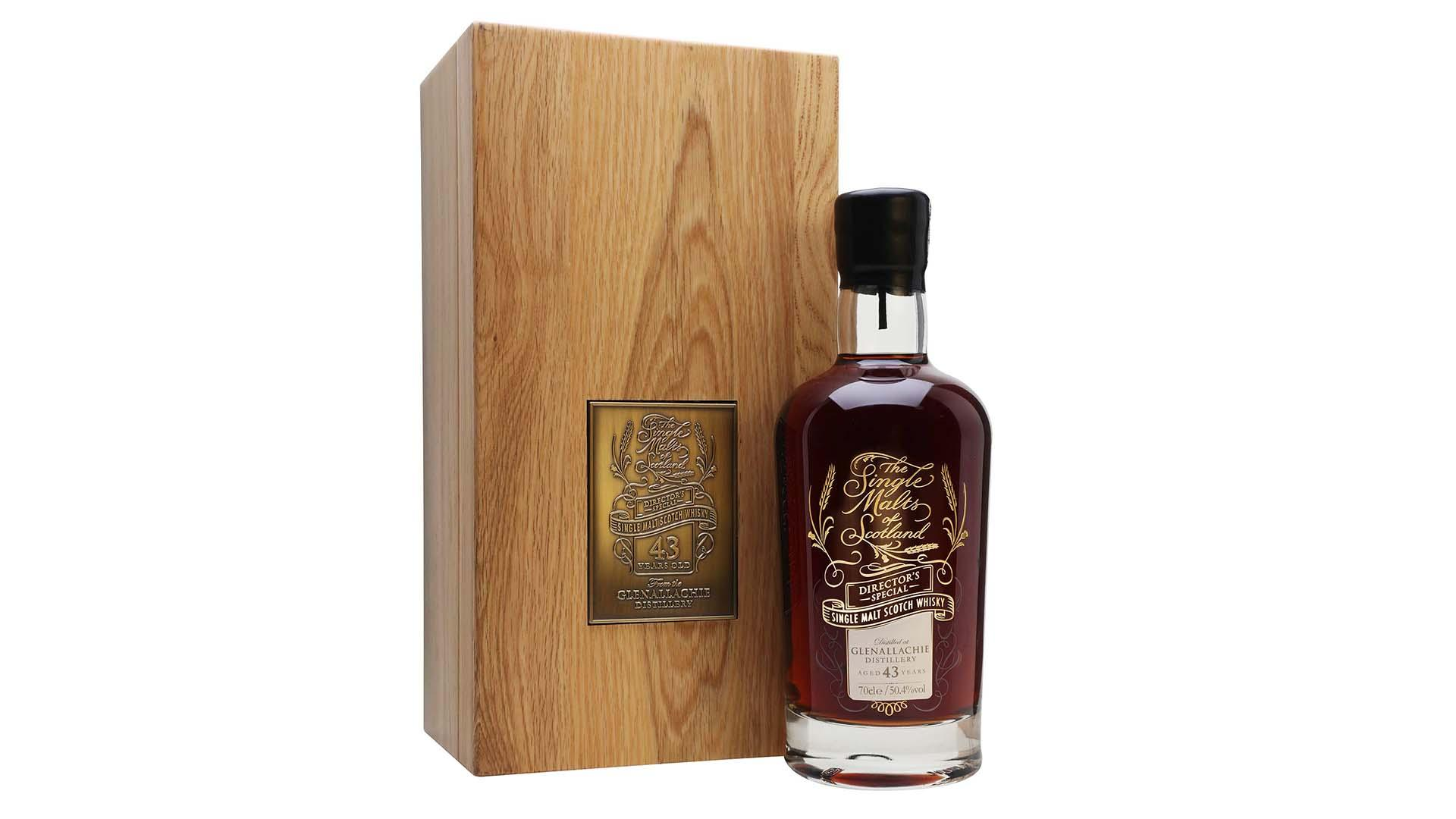 Glenallachie 43 Year Old | Sherry Cask Director's Special