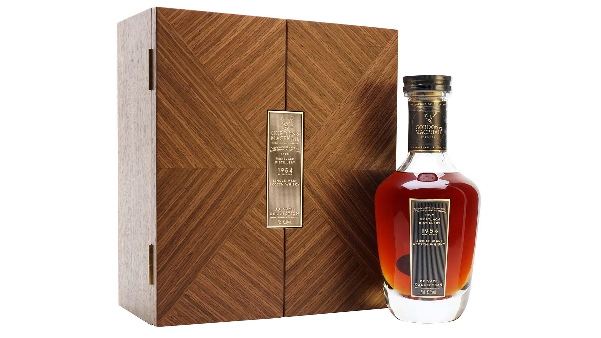 Mortlach 1954 | 65 Year Old Private Collection