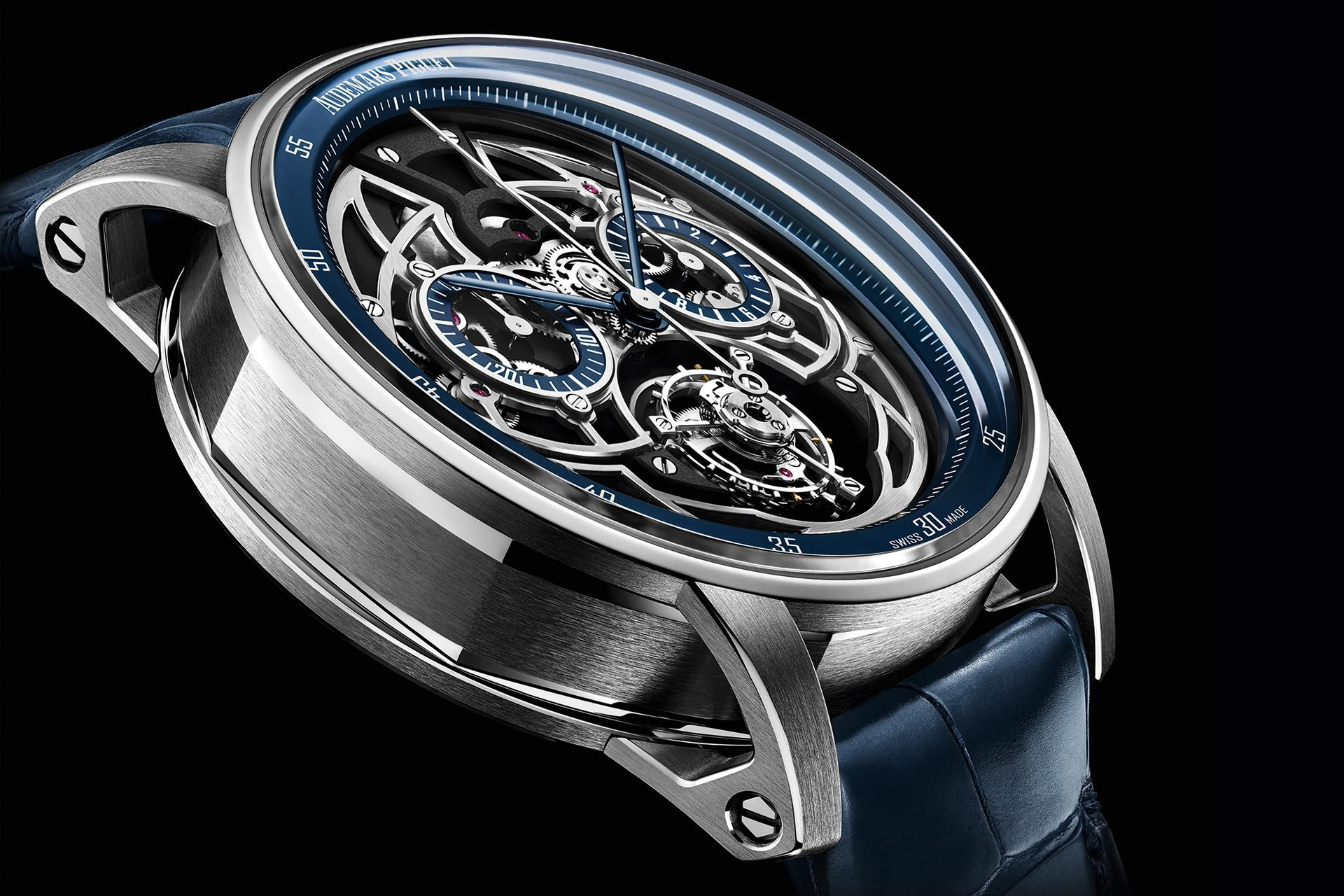 Code 11.59 Selfwinding Flying Tourbillon Chronograph