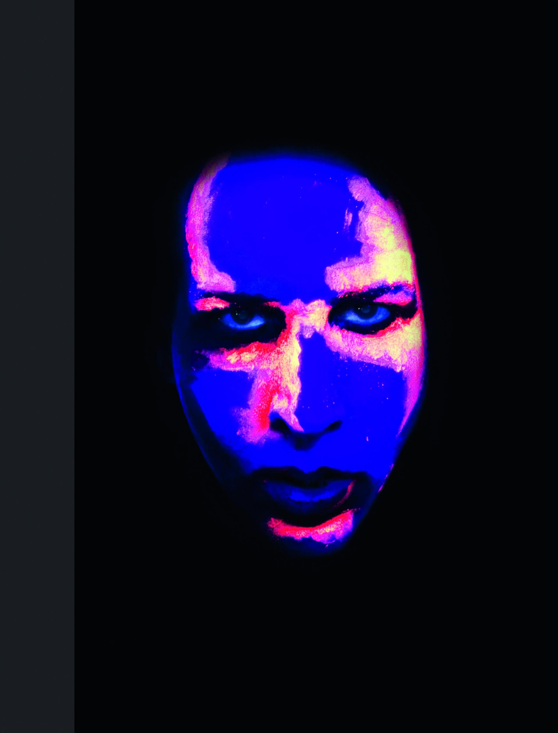 Marilyn Manson: 21 Years in Hell by Perou
