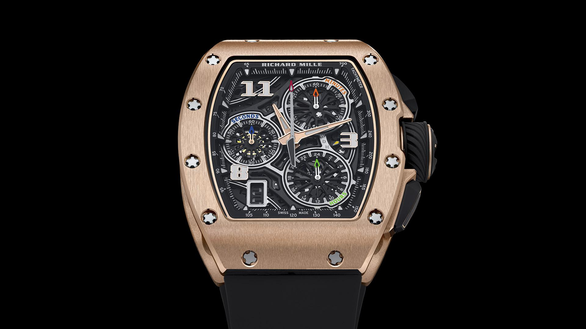 "Richard Mille RM 72-01 ""Lifestyle"" Chronograph"