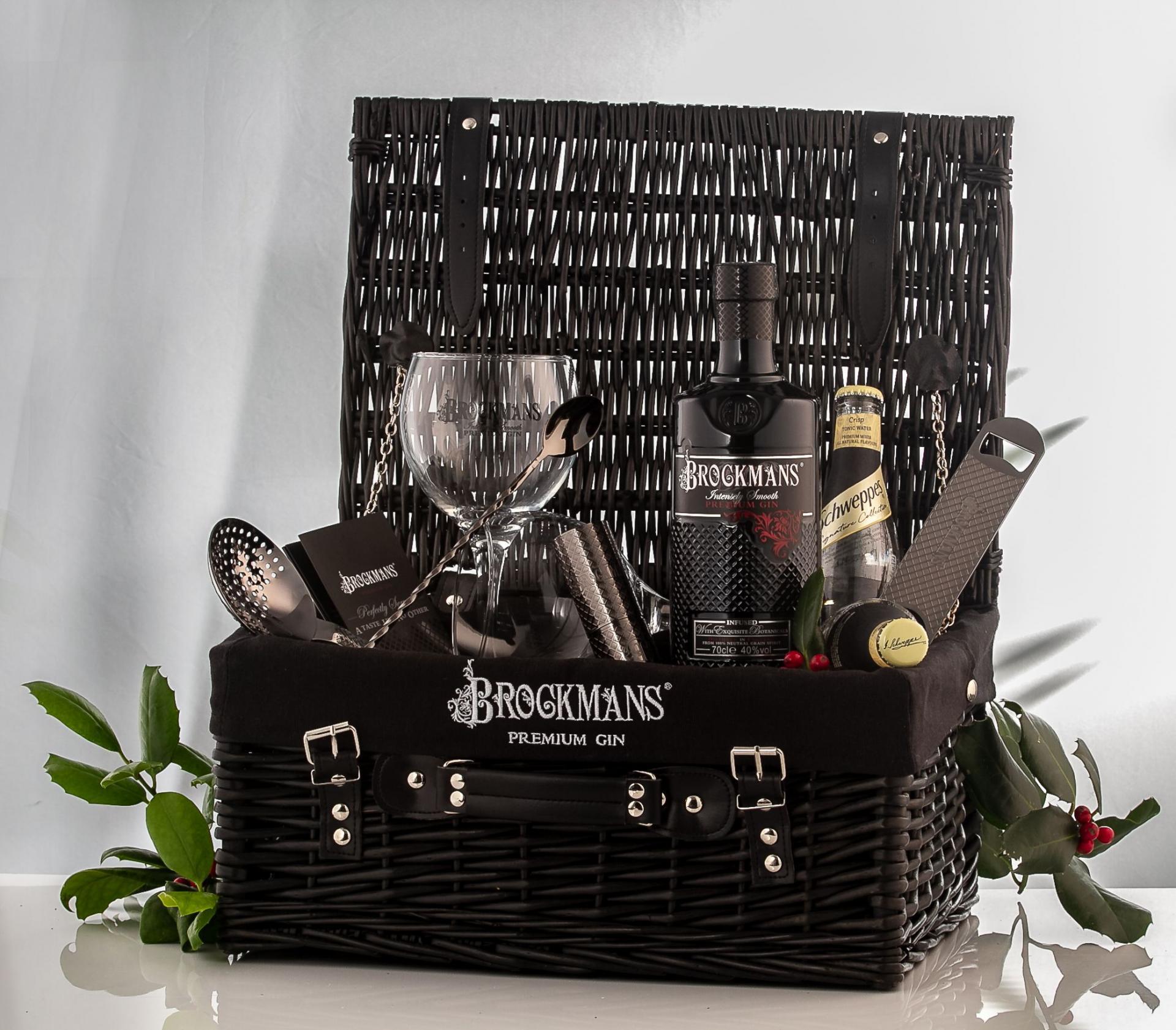 Brockmans Gin Christmas hamper
