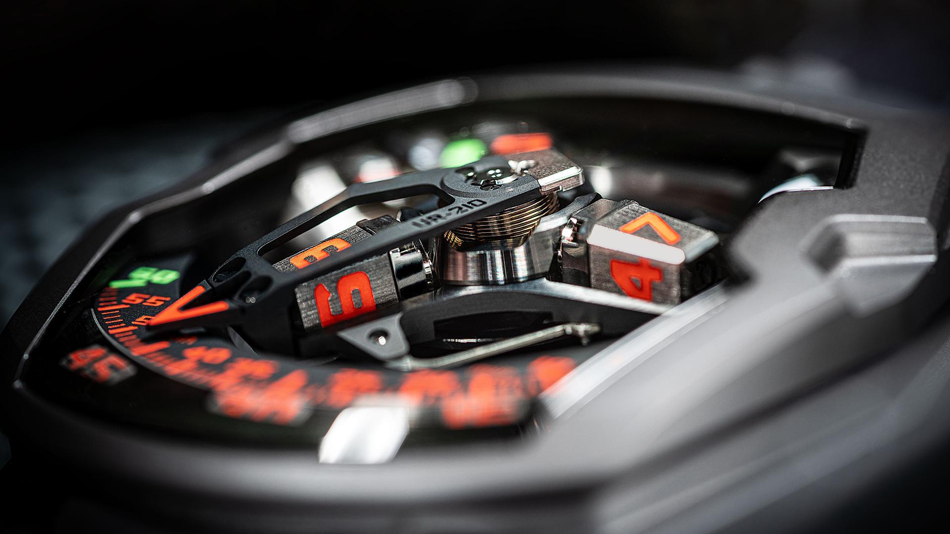 Urwerk independent watchmaker