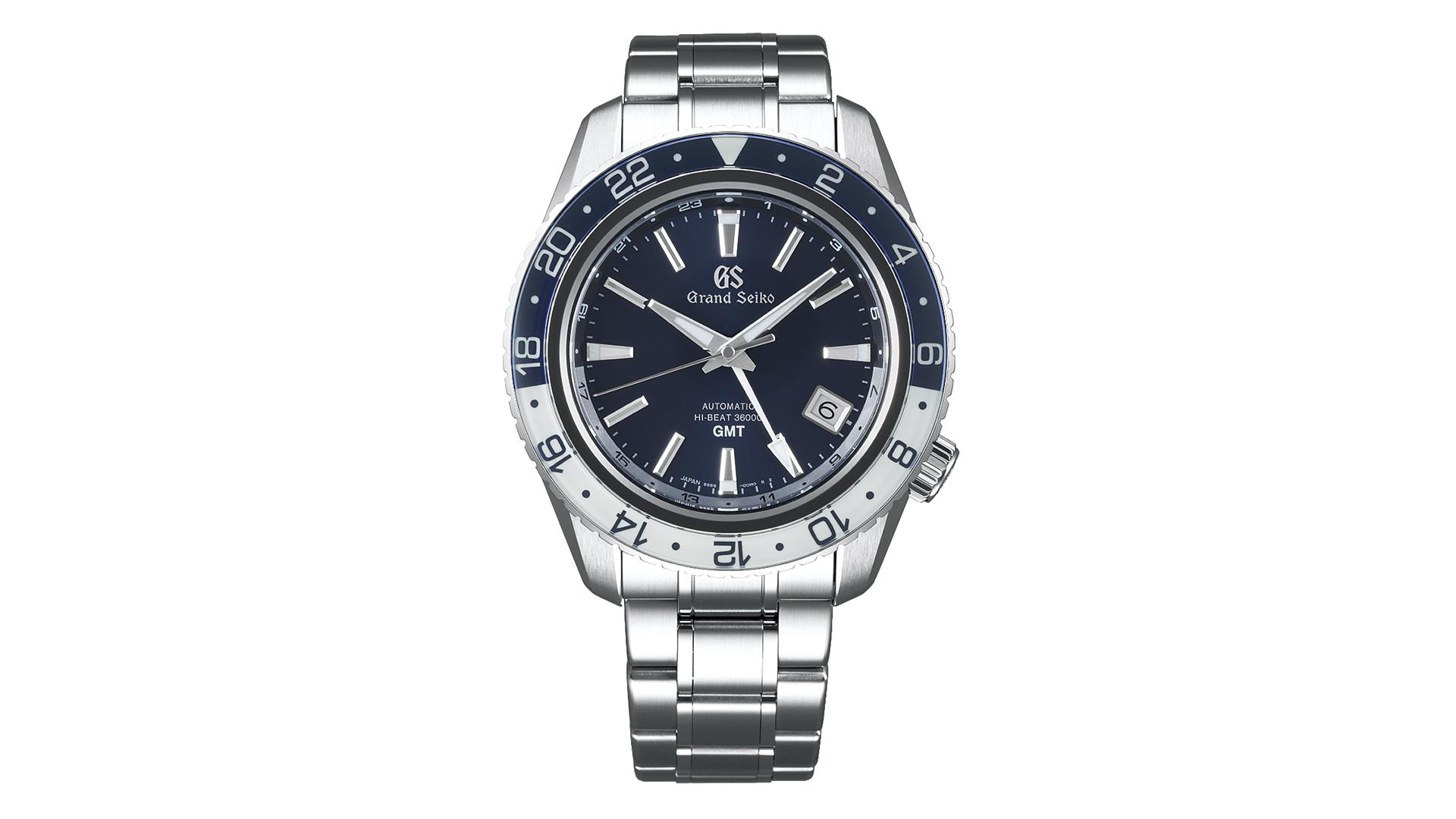 Grand Seiko Hi-Beat GMT SBGJ237