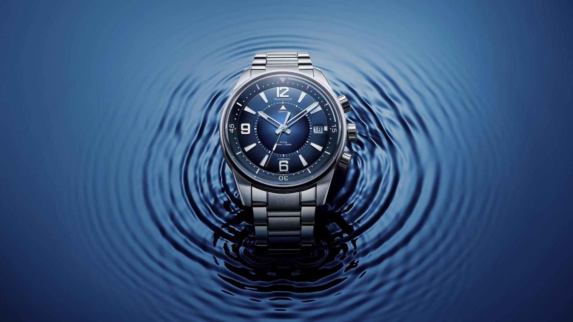 Jaeger-LeCoultre Polaris Mariner Collection