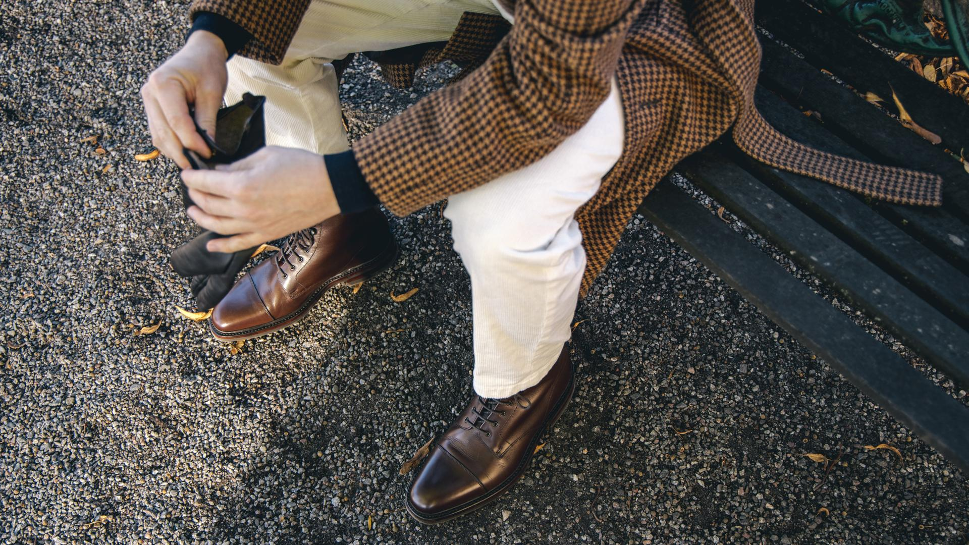 Loake Shoemakers AW20 Industrial Collection