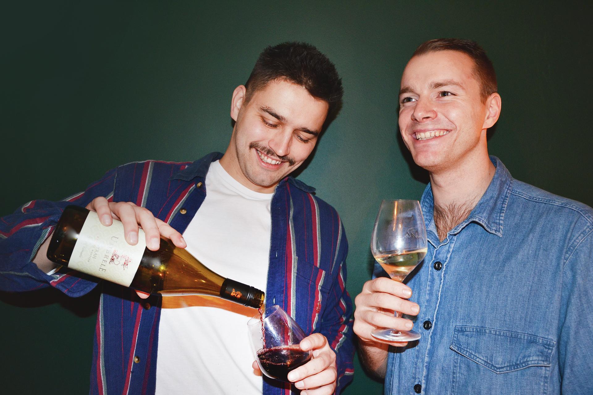 Gleb Petrenko and Jack Blumson, Other World Wines