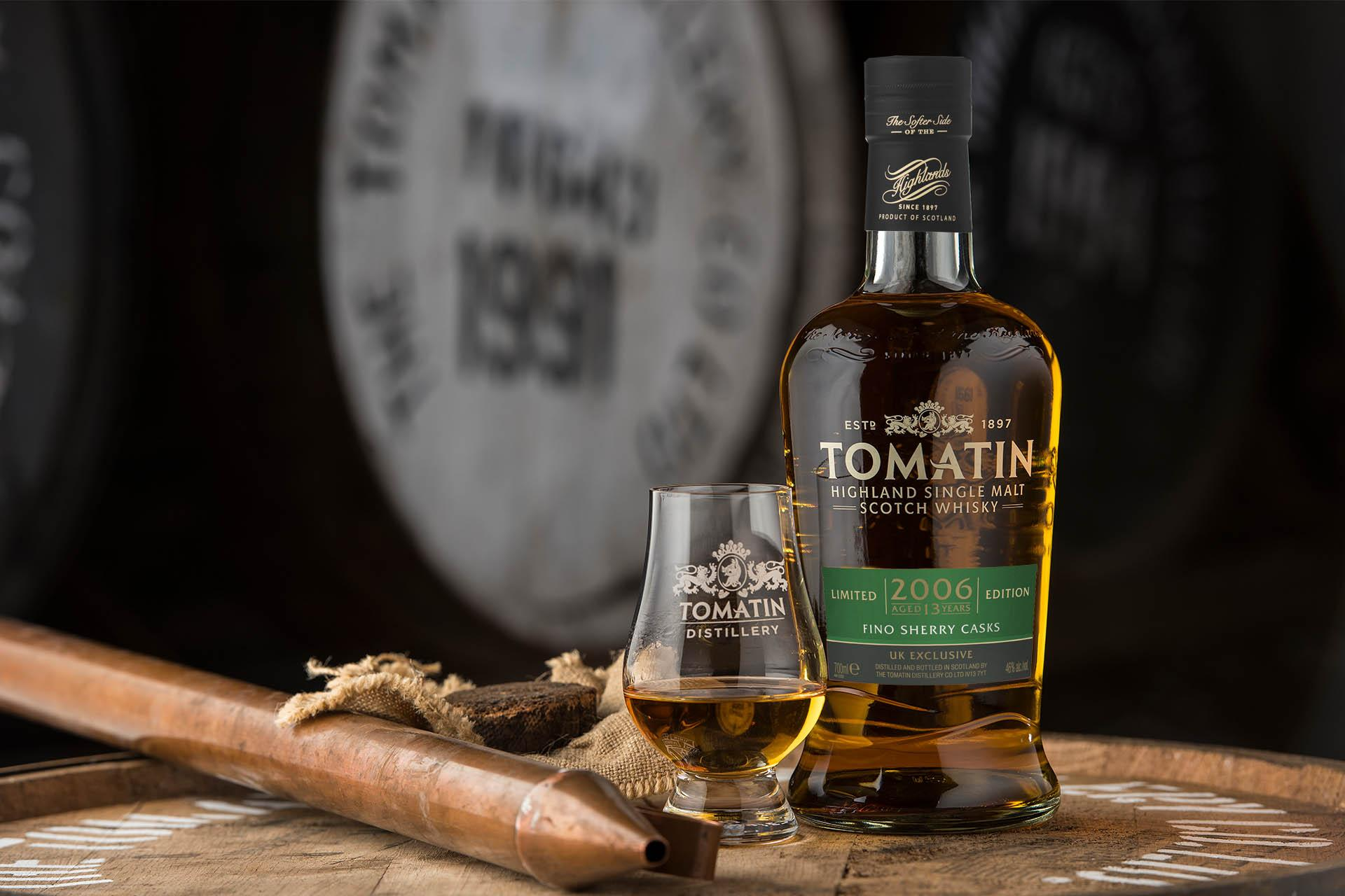 Tomatin 2006 13 Year Old Fino Sherry Cask