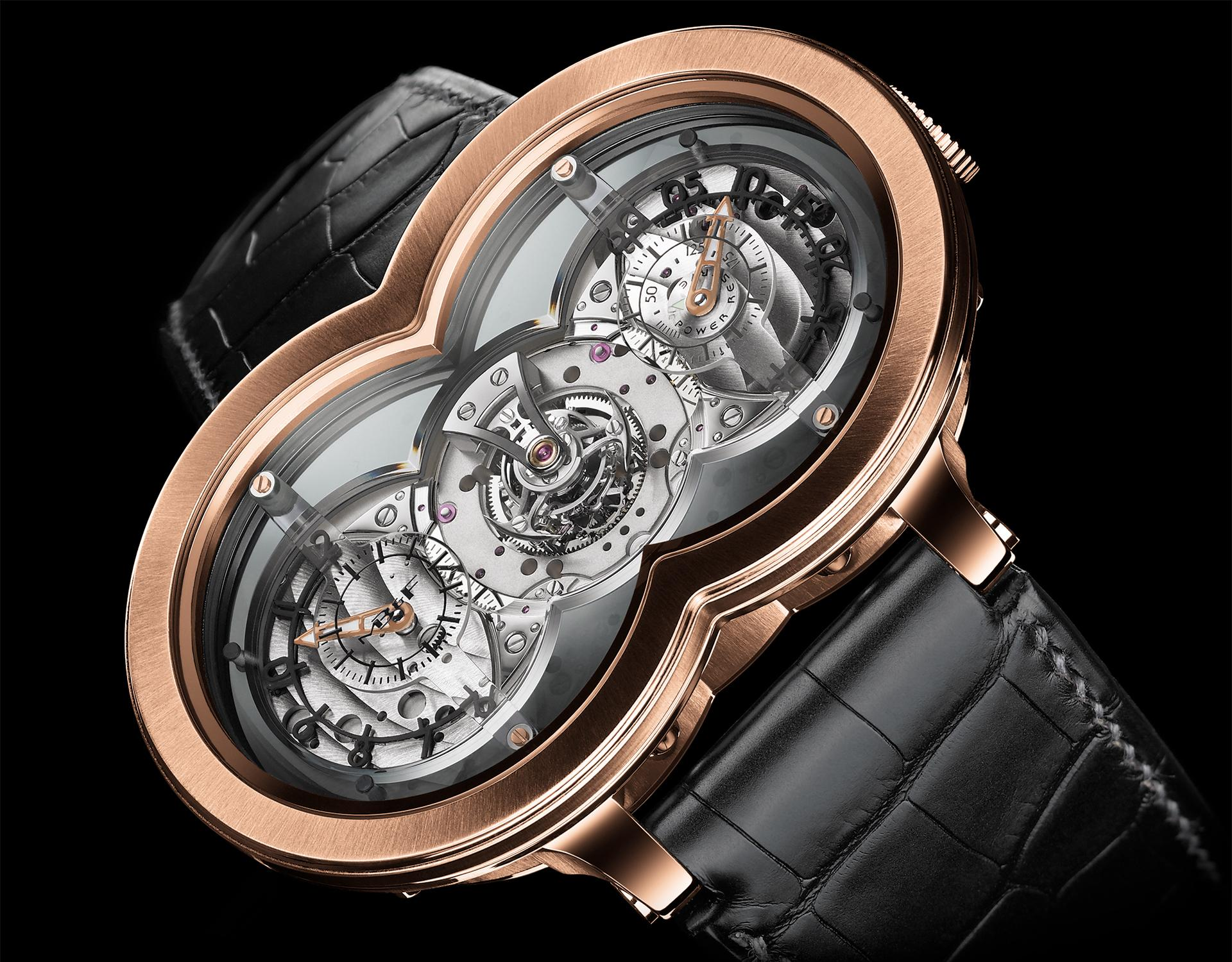 MB&F HM01 watch – MB&F's first watch design