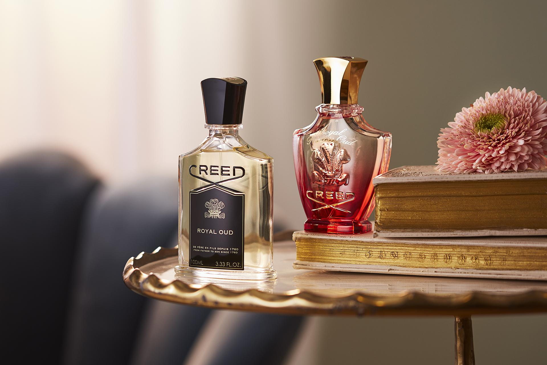 House of Creed's Royal Oud and Royal Princess Oud
