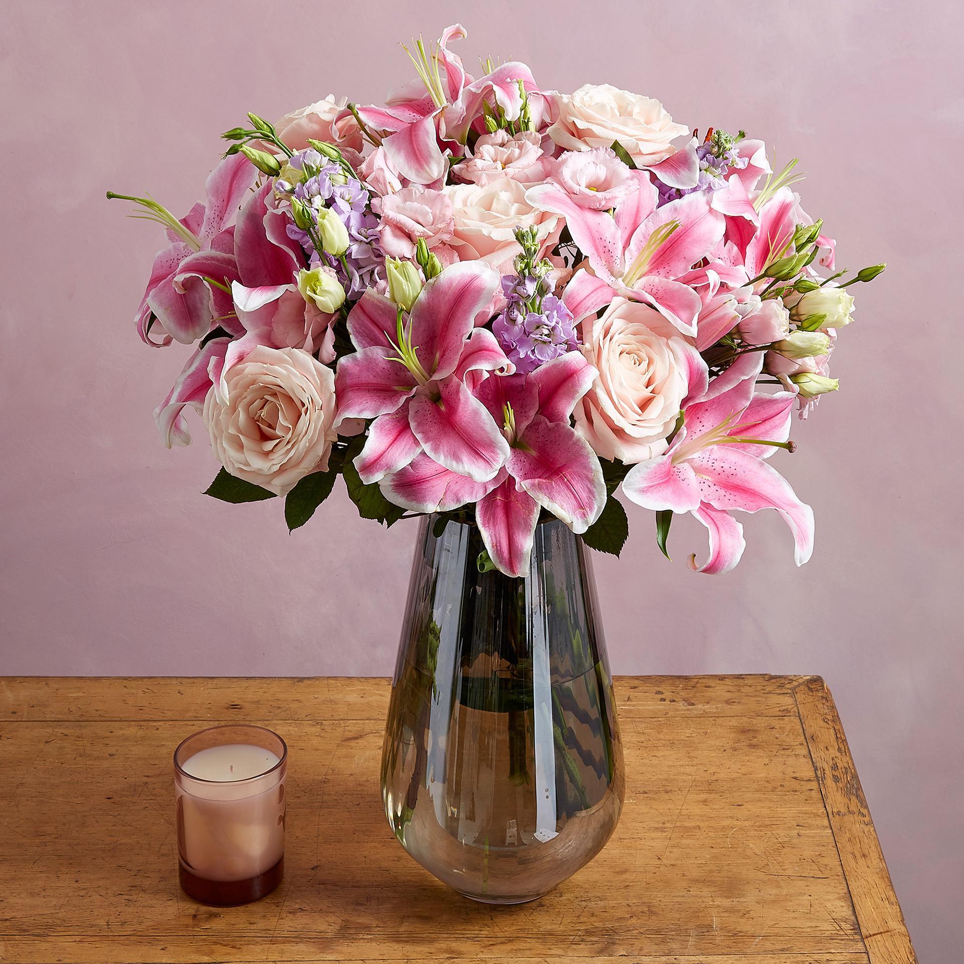 Serenata Lady Daphne bouquet