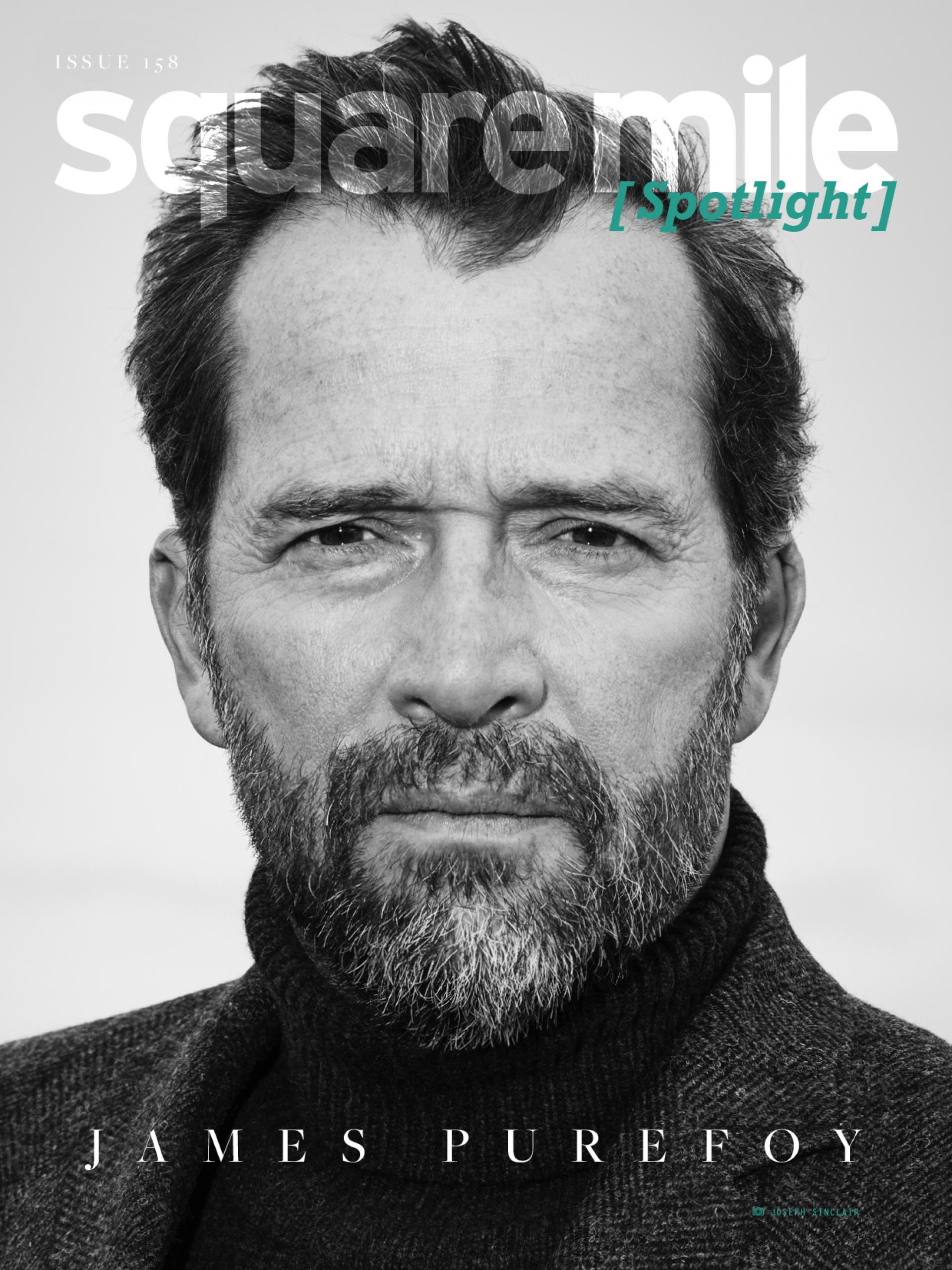 James Purefoy Square Mile Spotlight Cover