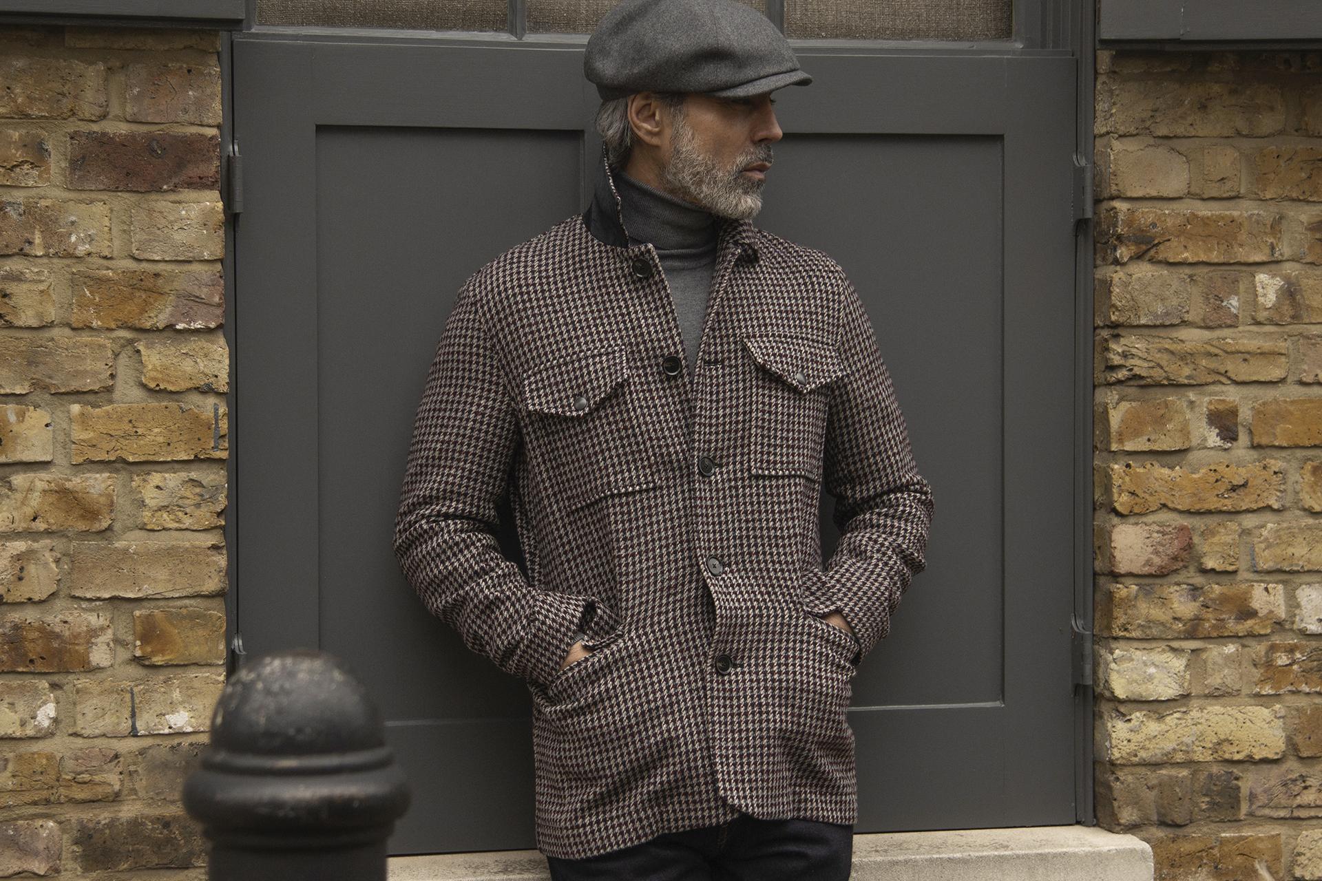 Wear London Four Pocket Field Jacket, £120