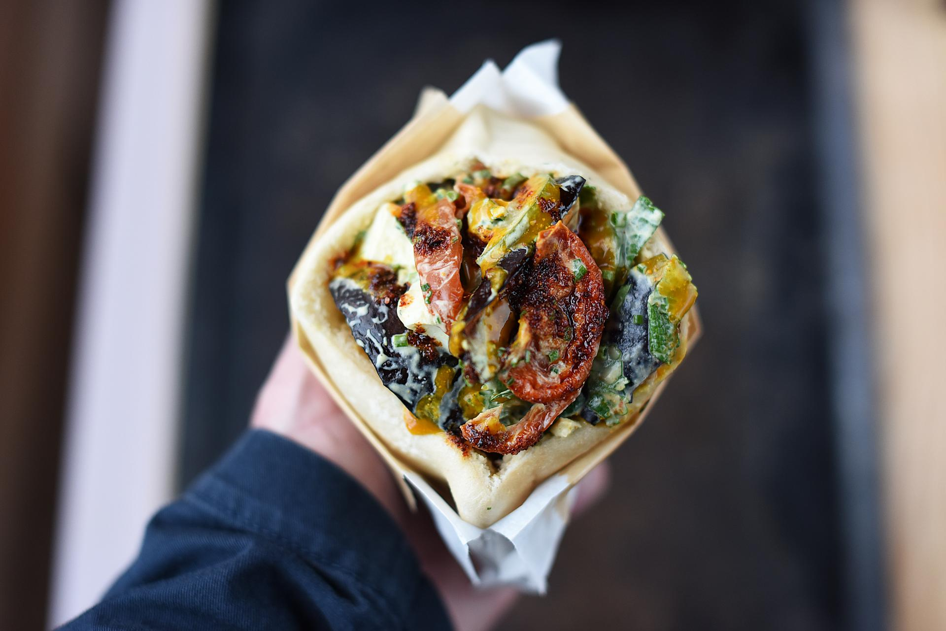 Sabich Kit Cooked