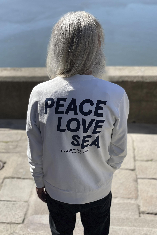 La Paz Universal Works sweatshirt, £115