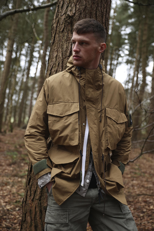 SEVEN LAYER jacket, £550