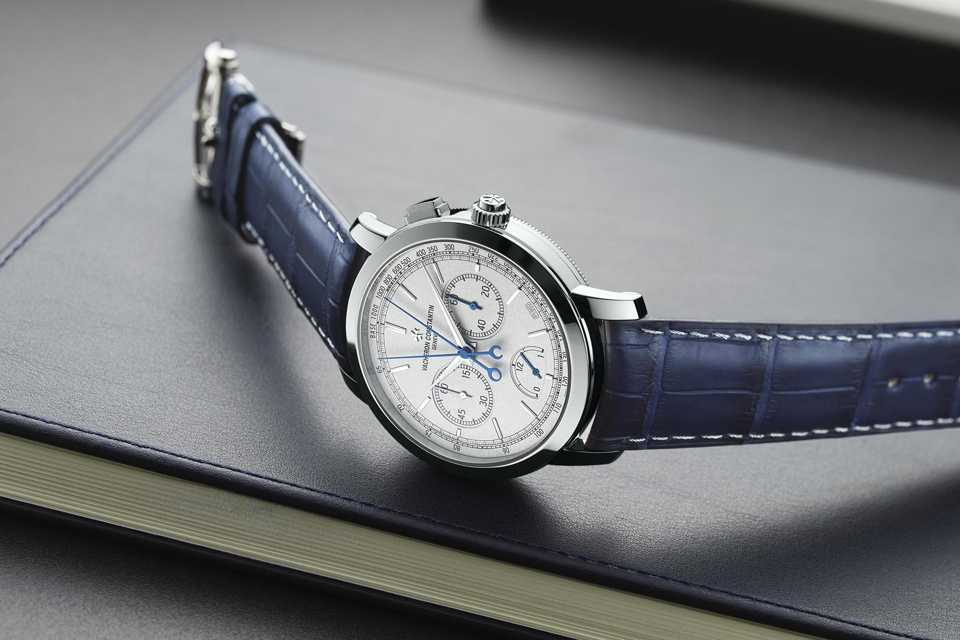 Vacheron Constantin Traditionnelle Chrono Split Seconds Chronograph Ultra-Thin Collection Excellence Platine