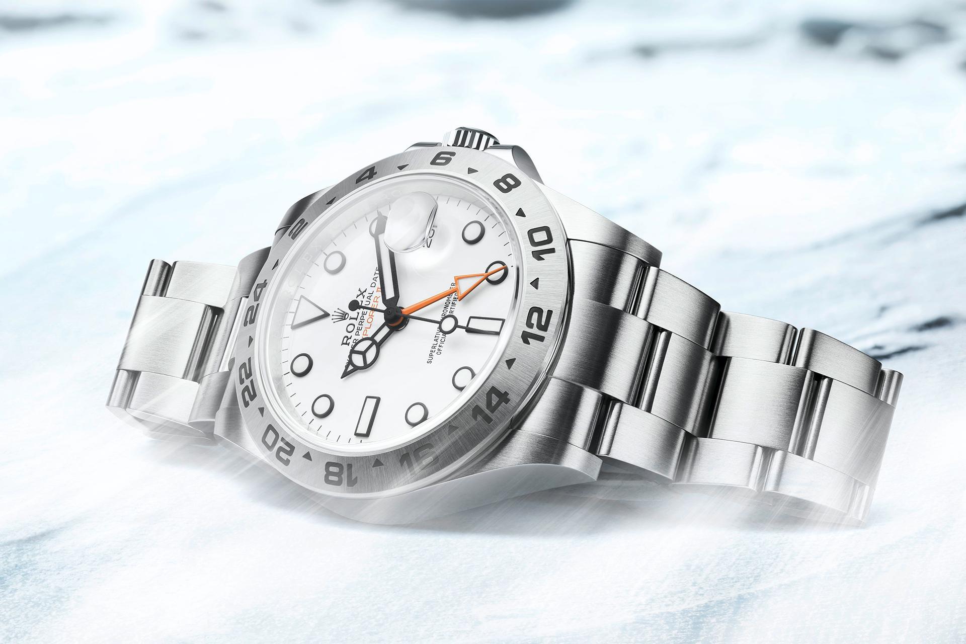 Rolex Explorer II 2021 watch
