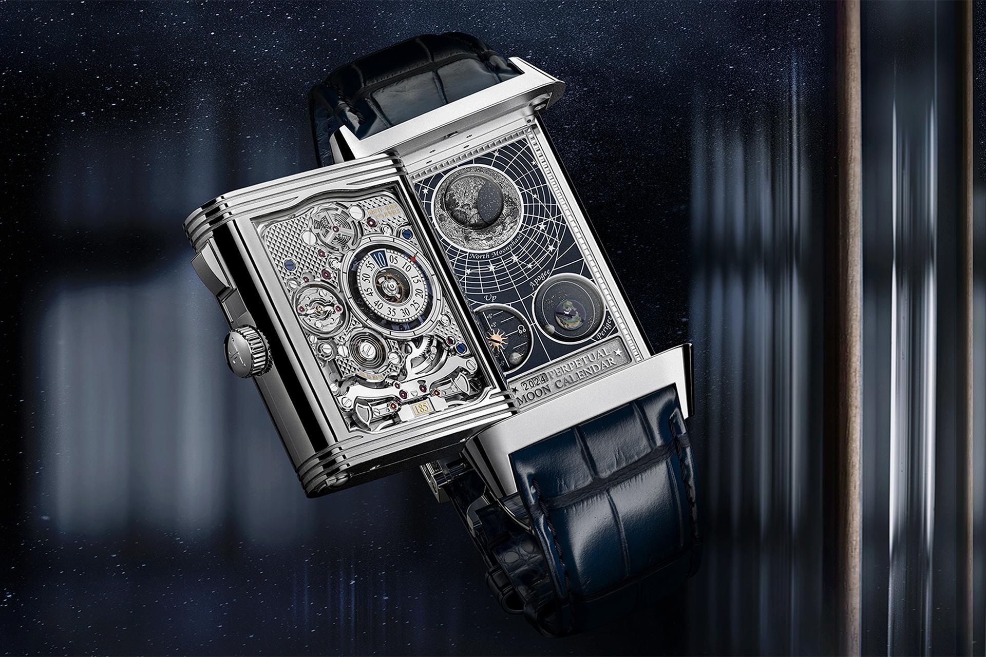 Jaeger-LeCoultre Reverso Quadriptyque watch 2021
