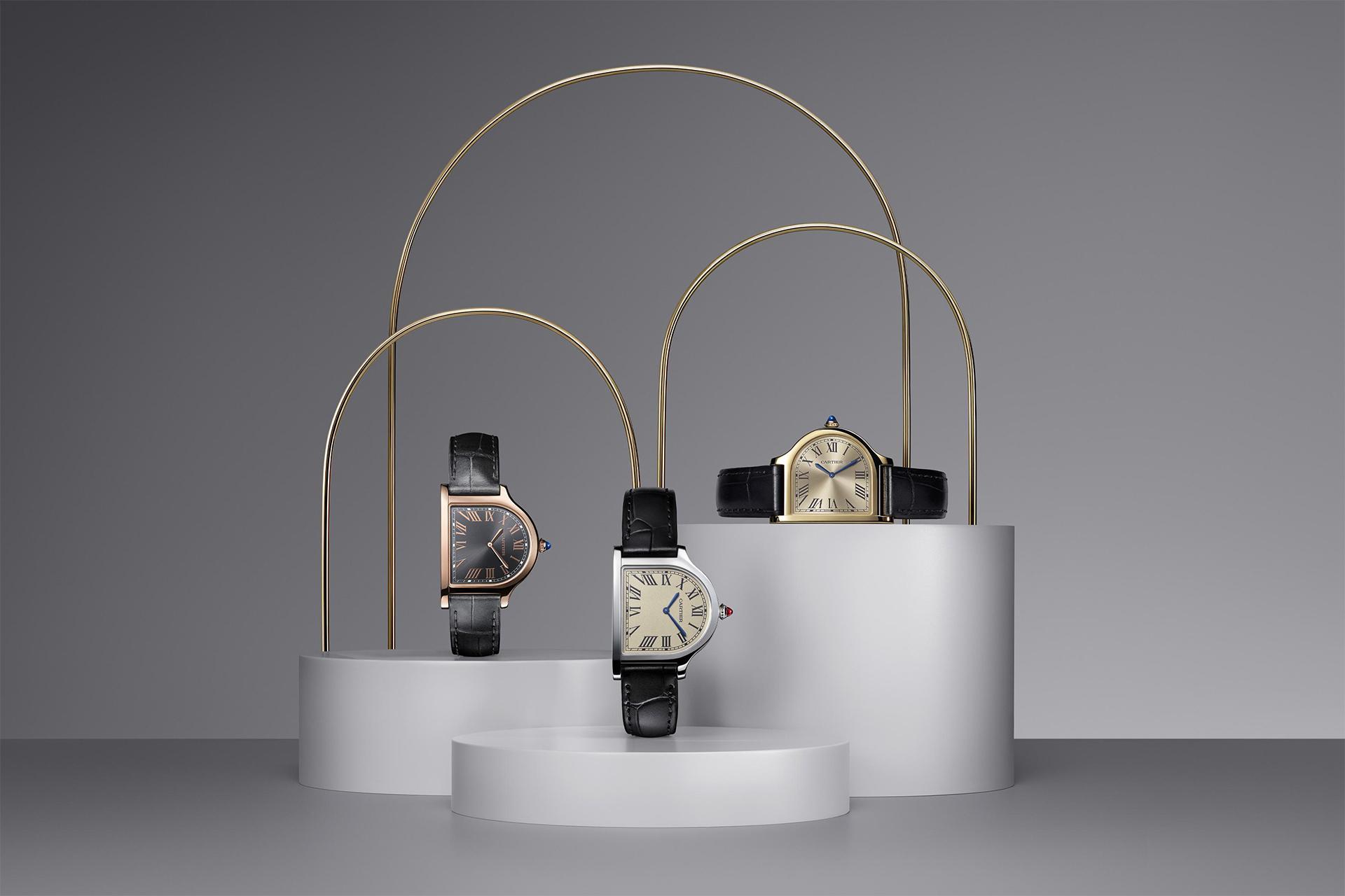 Cartier Privé Collection Cloche De Cartier watch 2021
