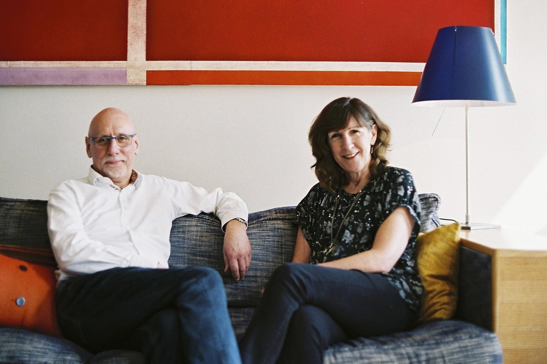 Next Chapter Retreats Co-founders Peter Hyson and Hilary Rowland