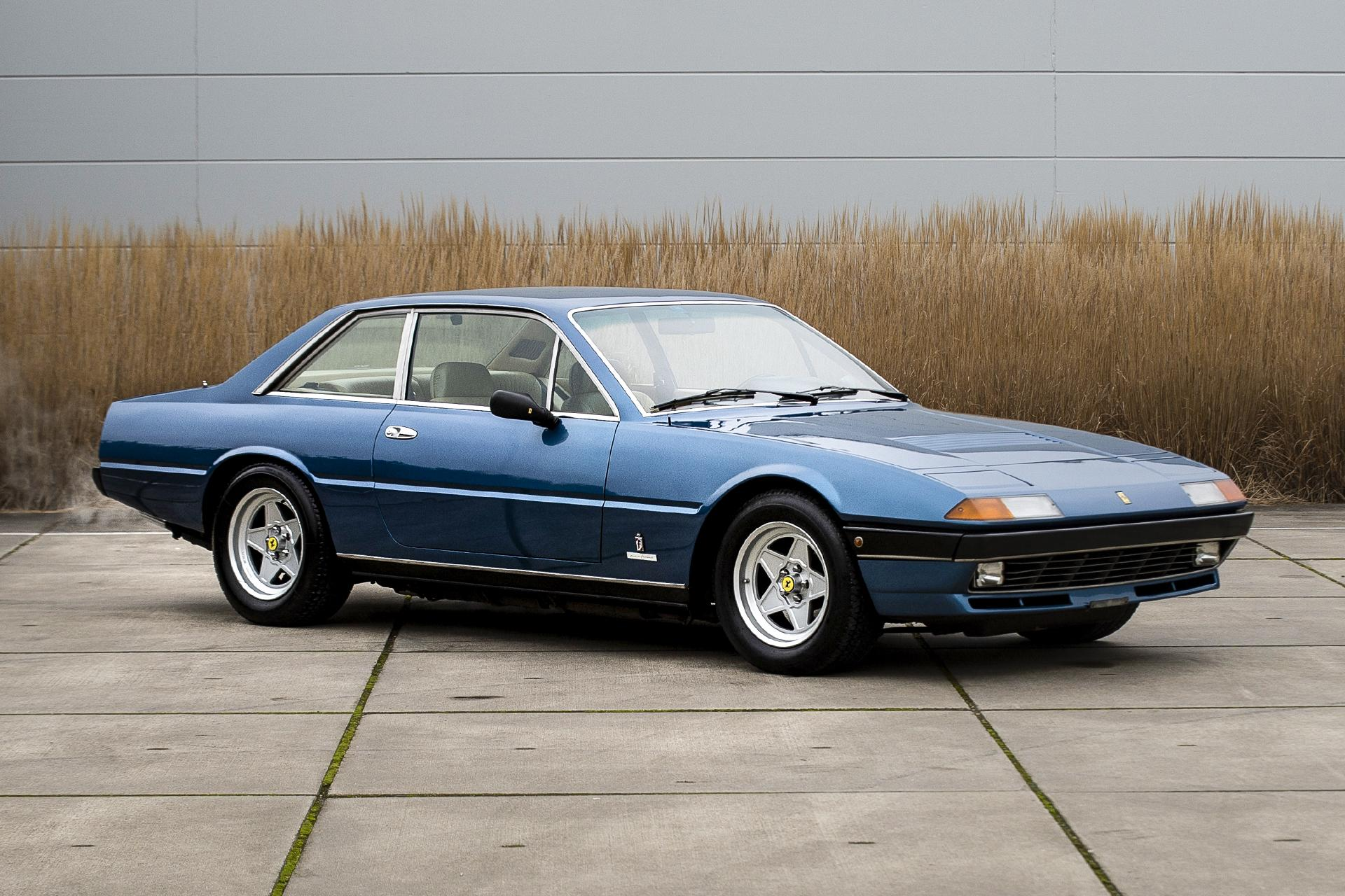 1983 Ferrari 400GTI 2+2 Coupé
