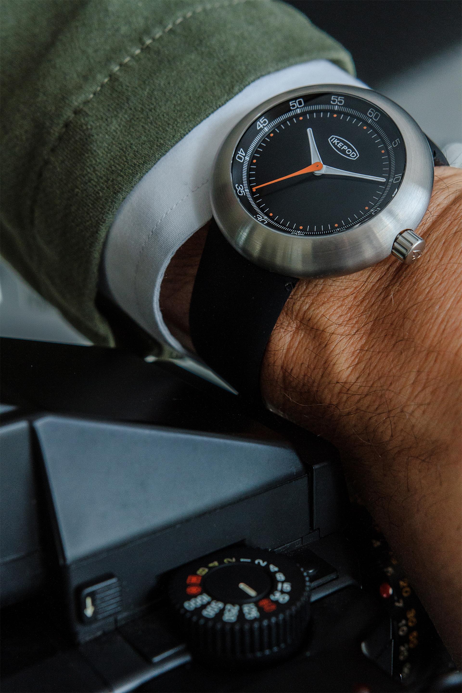 Ikepod Megapod watch