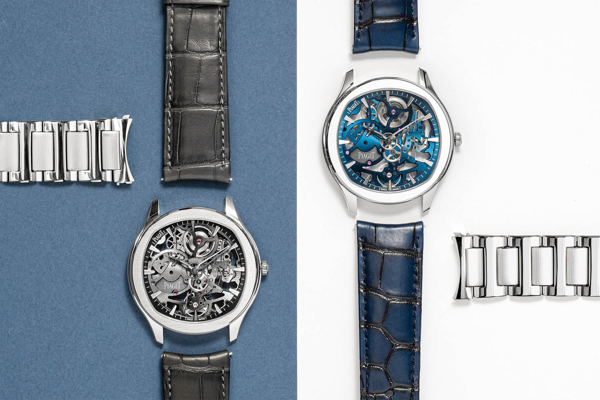 Piaget Polo Skeleton Ultra-Thin watch, Watches & Wonders 2021