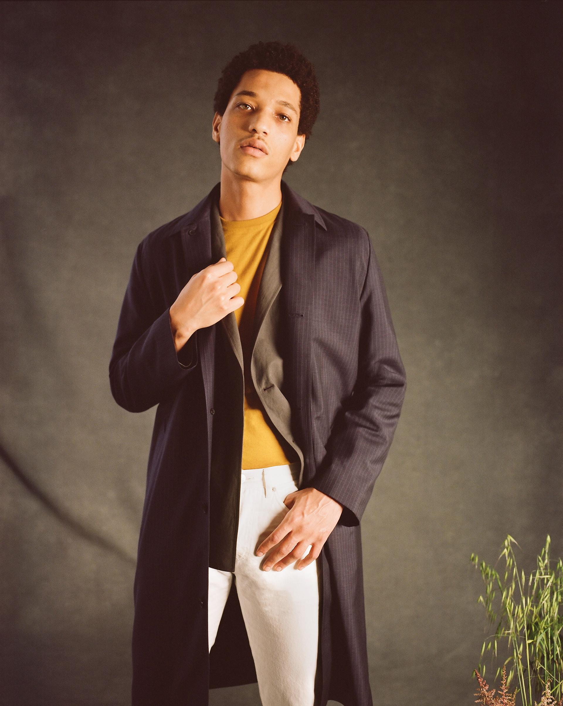 Mr Porter model