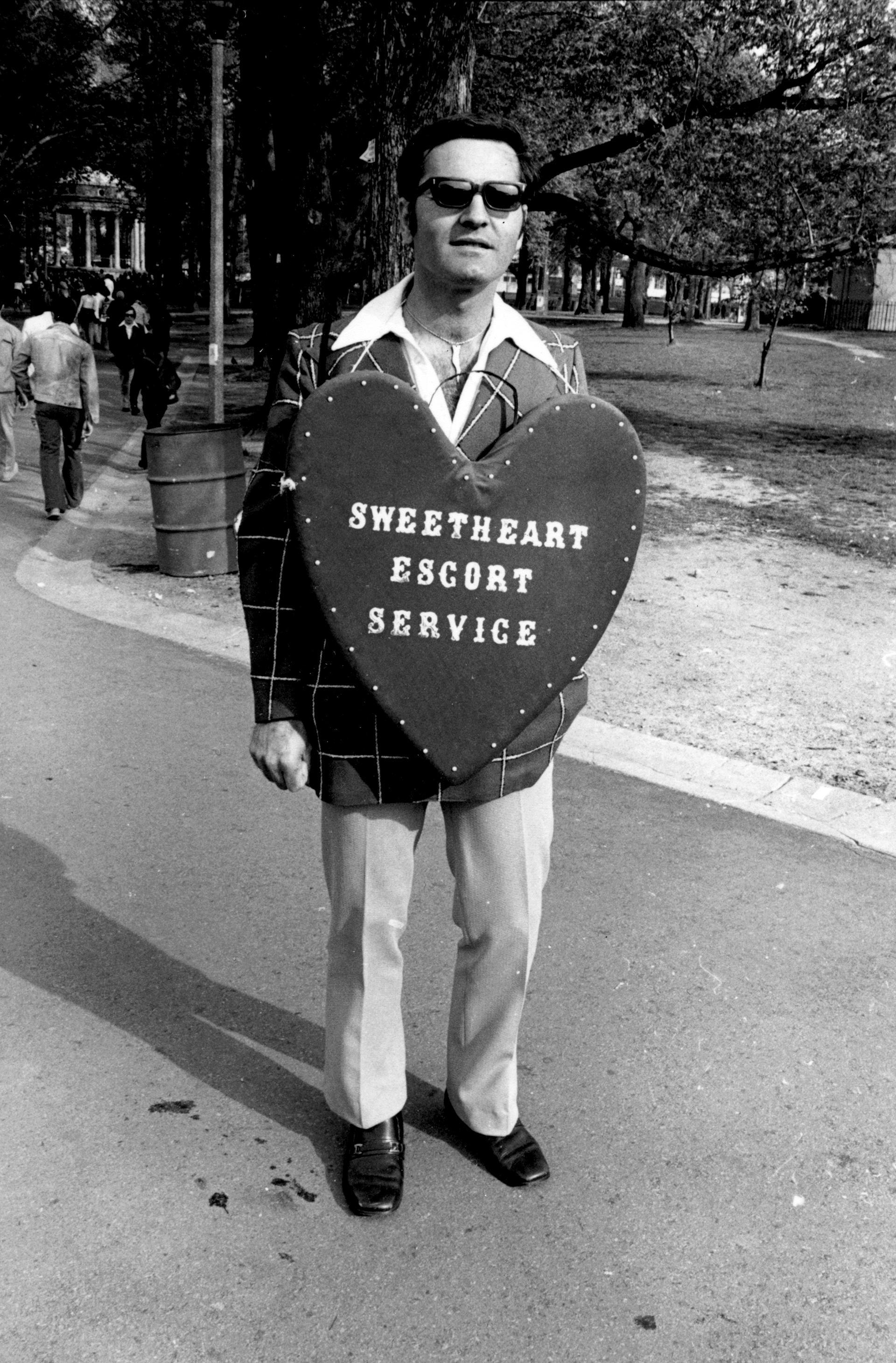 Boston, 1974, Godlis
