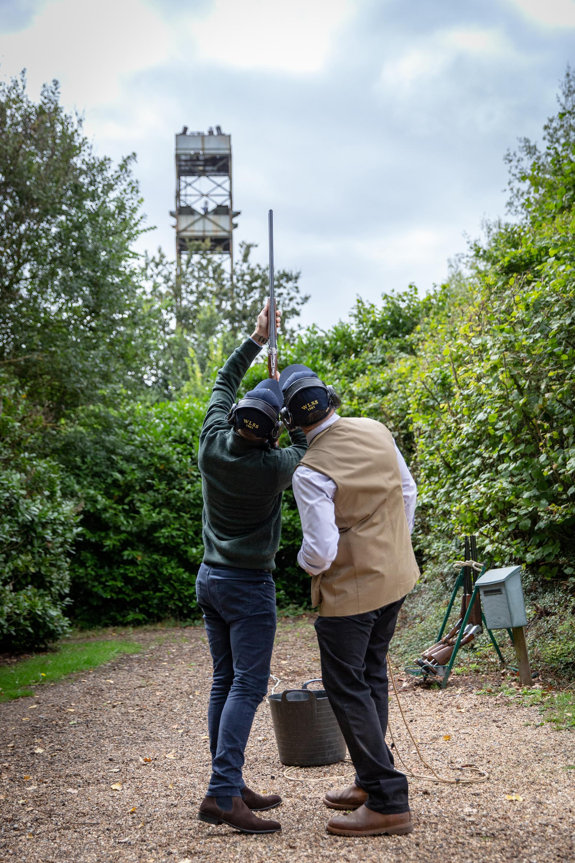 West London Shooting School shooting lesson