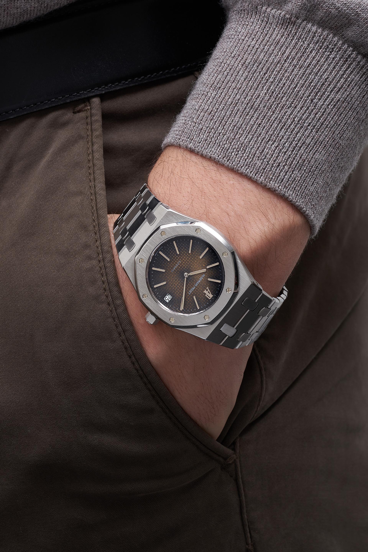 Audemars Piguet Royal Oak Ref. 5402ST watch, Phillips Geneva Watch Auction 2021