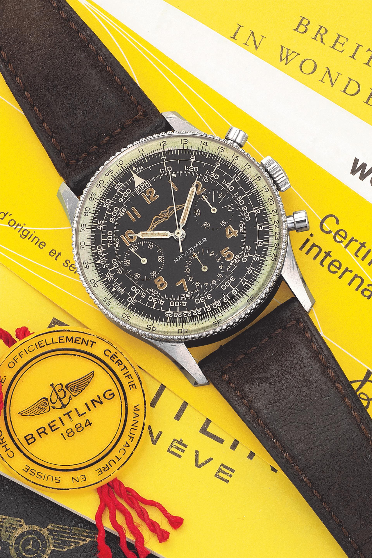 Breitling Navitimer Ref 806 vintage watch