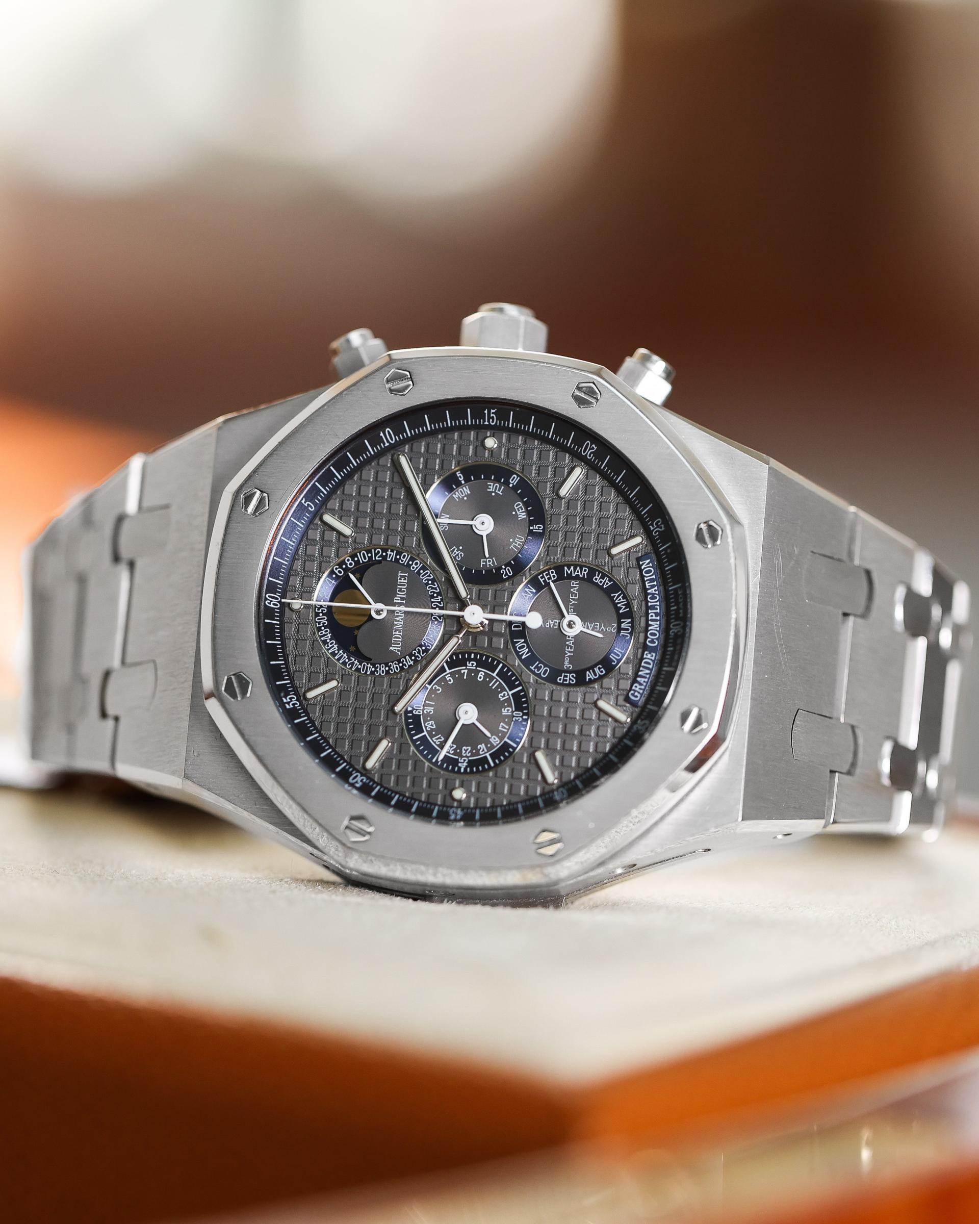 Audemars Piguet Royal Oak Grand Complication watch